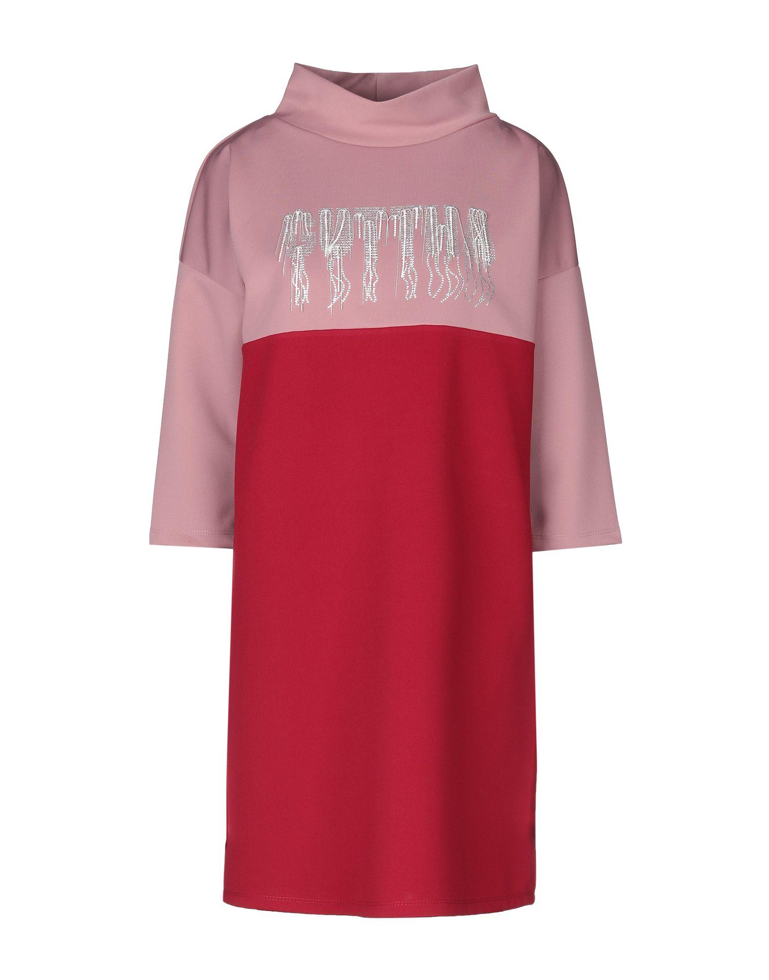 GUTTHA Короткое платье guttha куртка