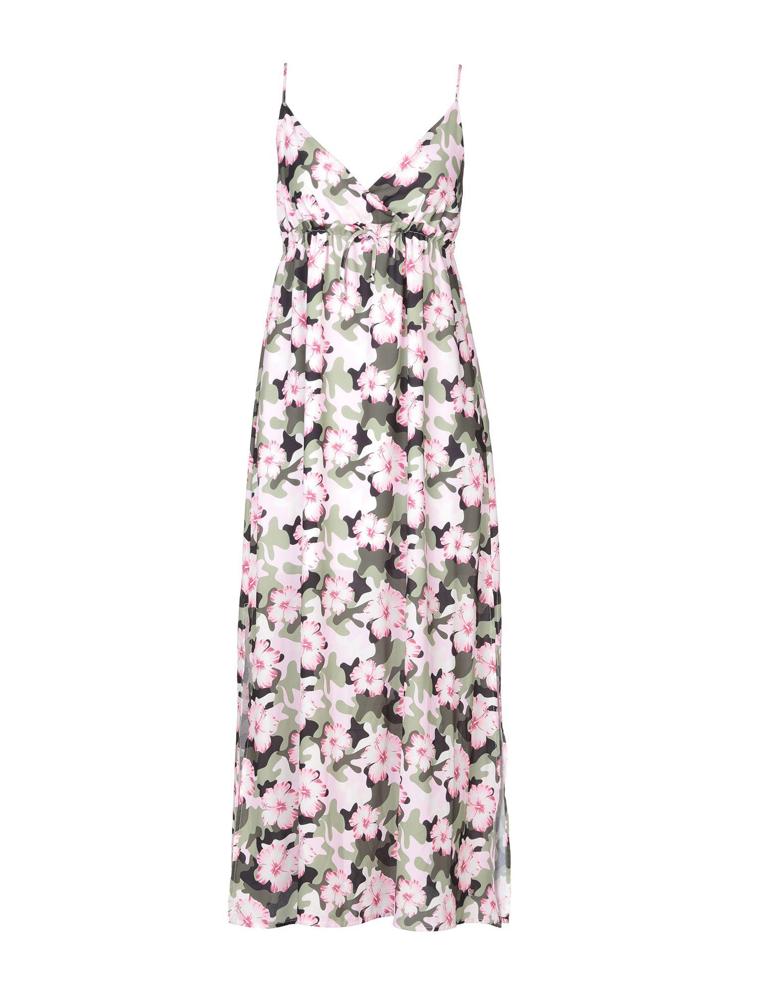 PLEASE Платье длиной 3/4
