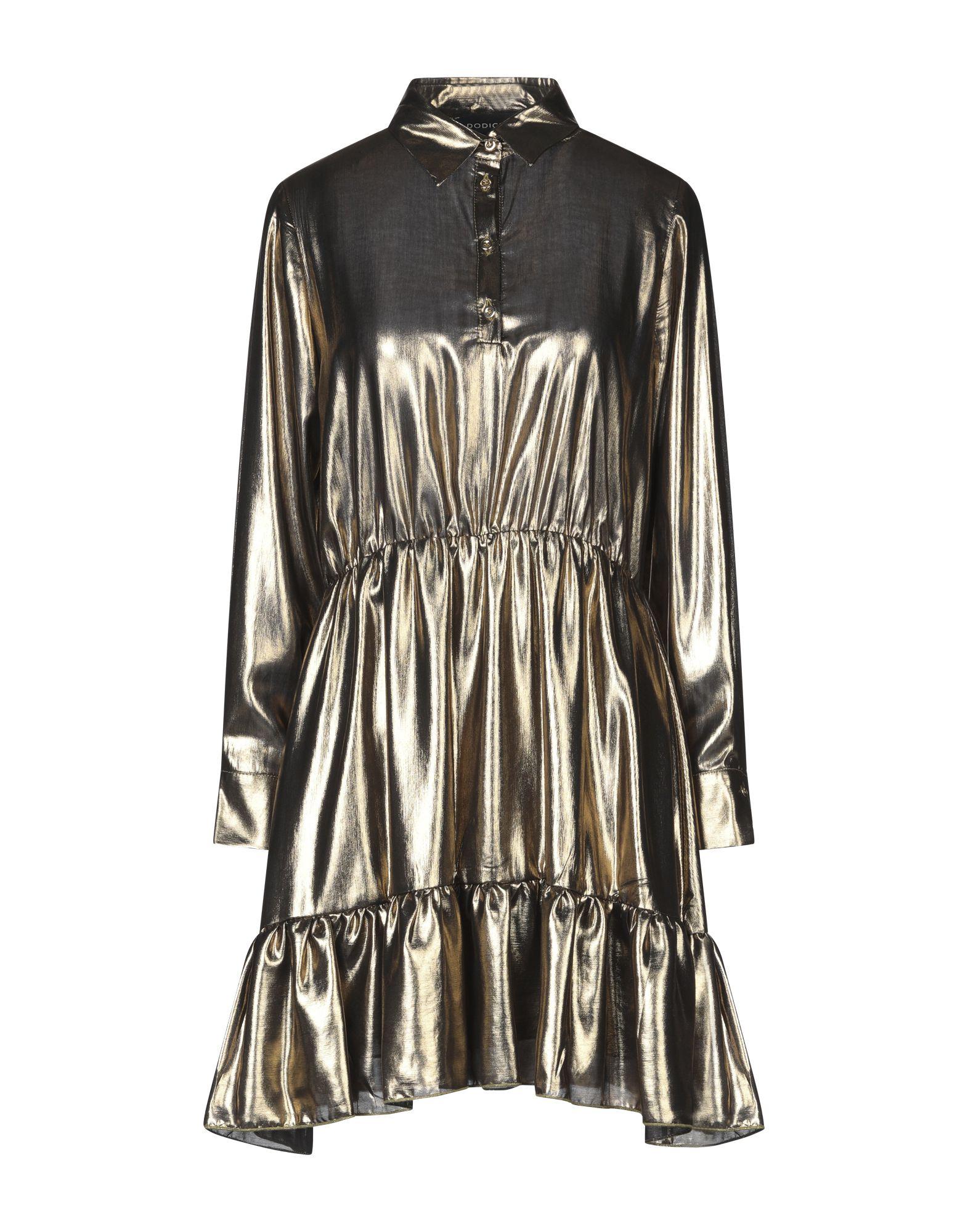 DODICI22 Короткое платье