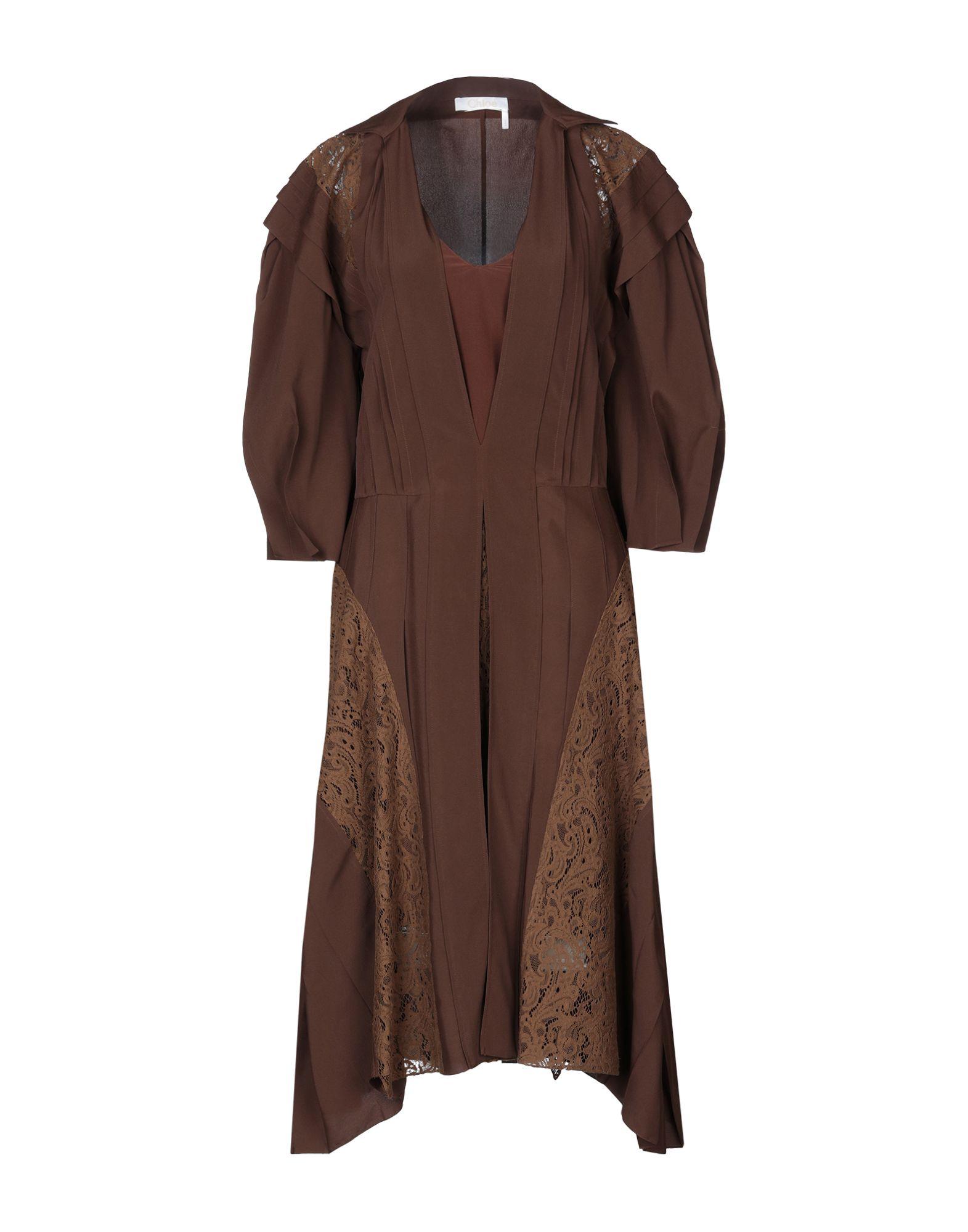CHLOÉ Платье длиной 3/4 casasola платье длиной 3 4