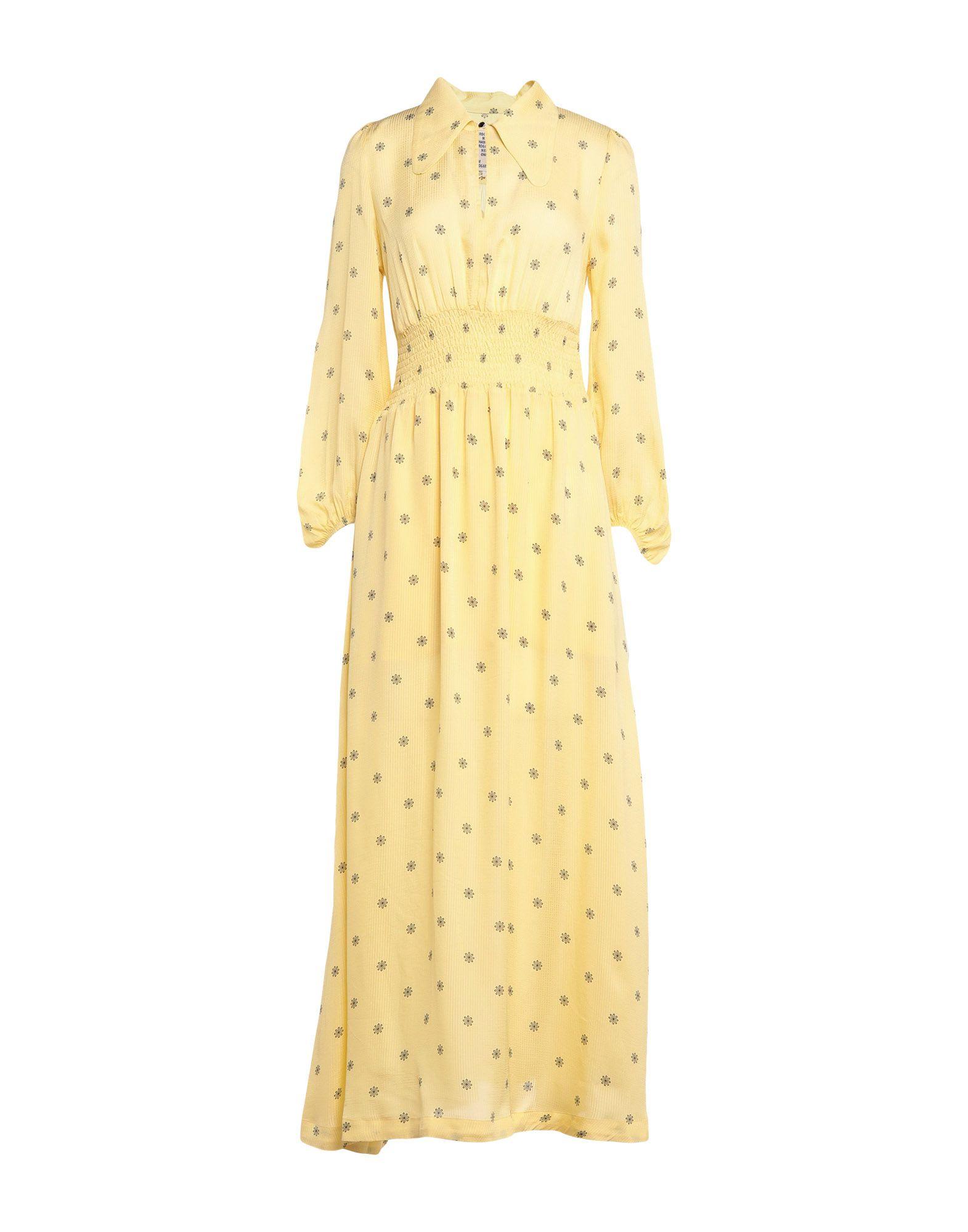 BAUM UND PFERDGARTEN Длинное платье