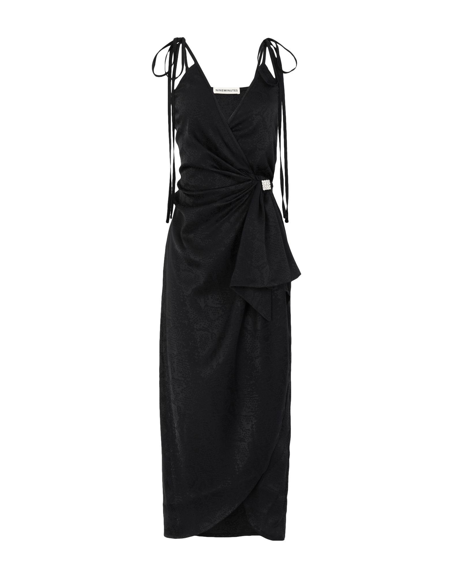 NINEMINUTES Длинное платье