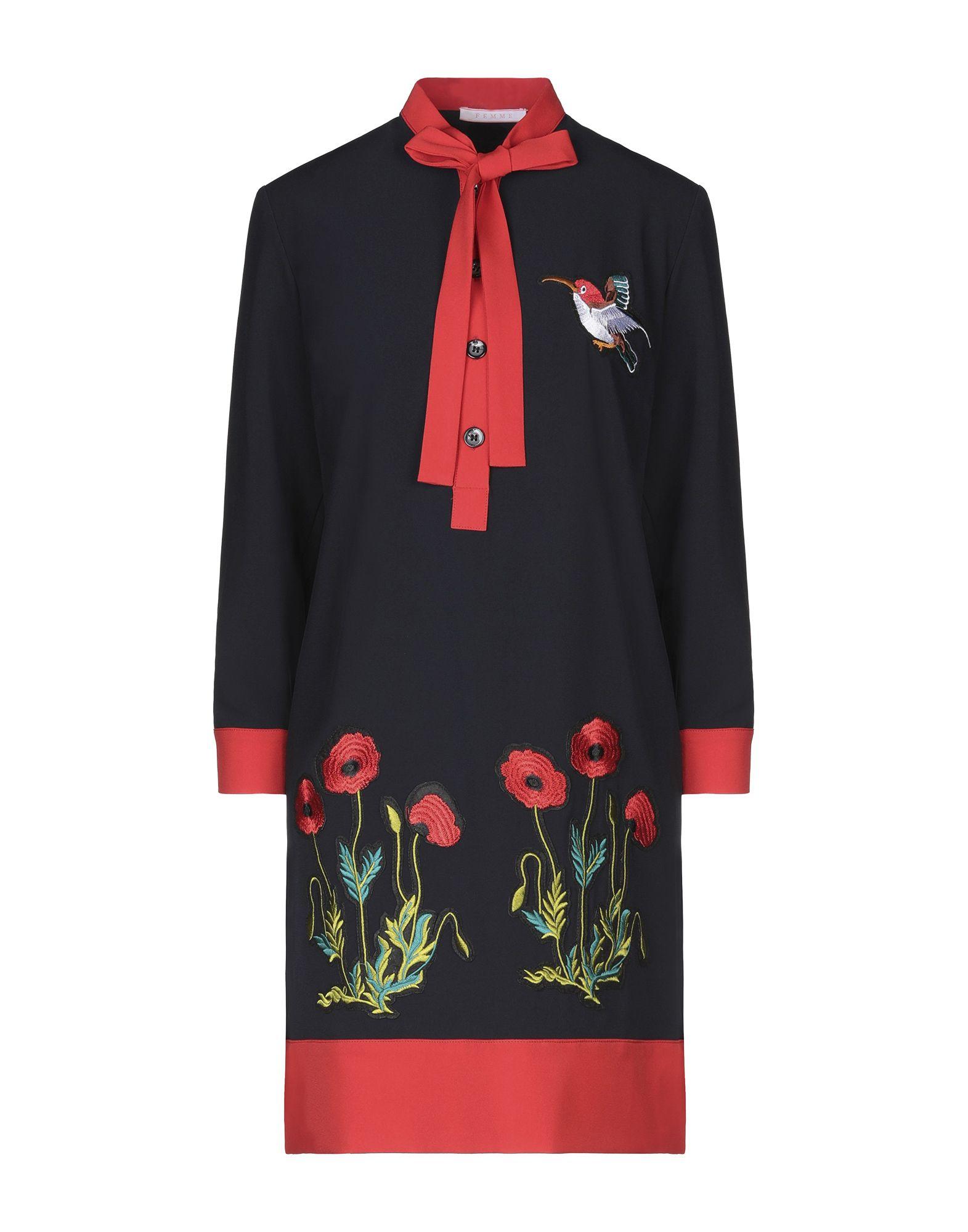 FEMME Короткое платье