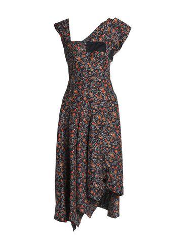 Платье миди Isabel Marant 15051057EQ