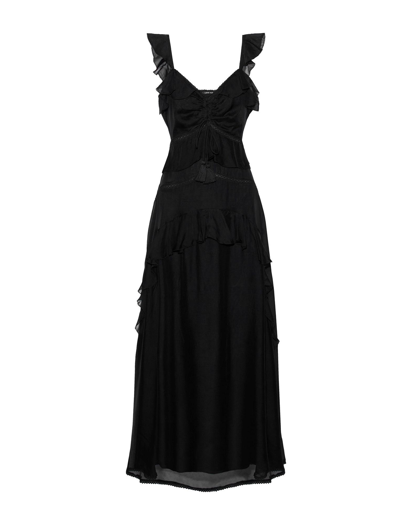 LOVE SAM Длинное платье