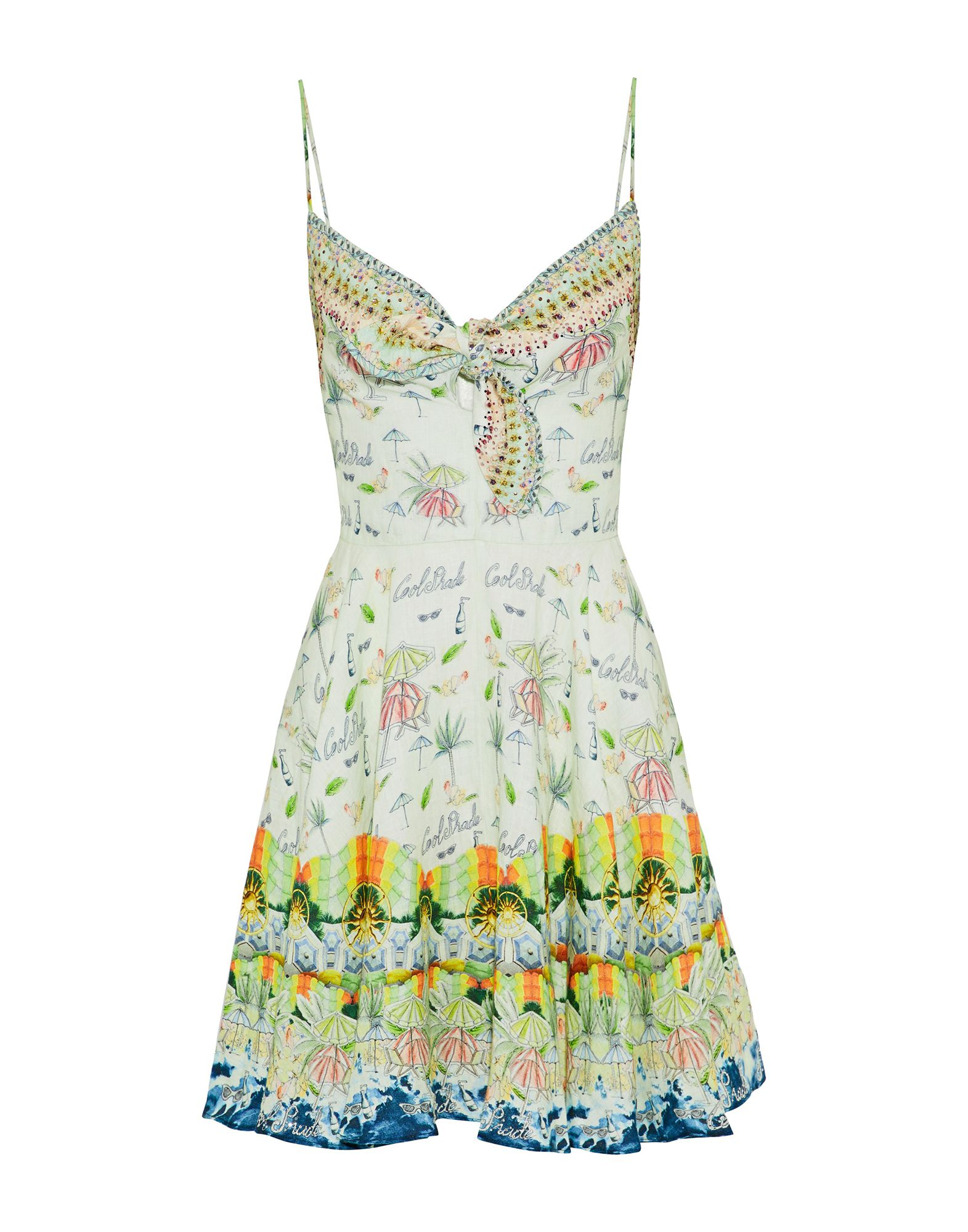 CAMILLA Короткое платье
