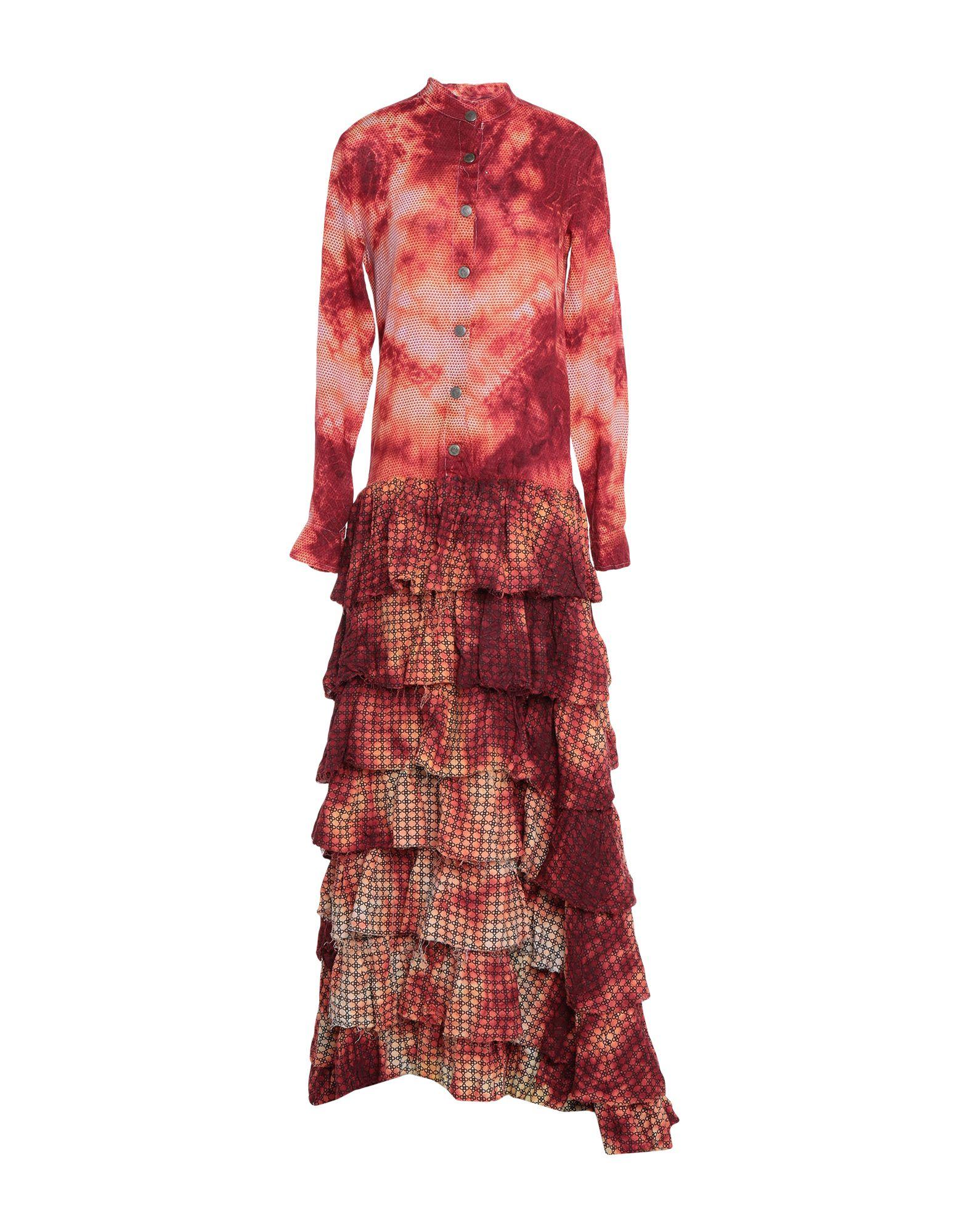 BAD SPIRIT Длинное платье