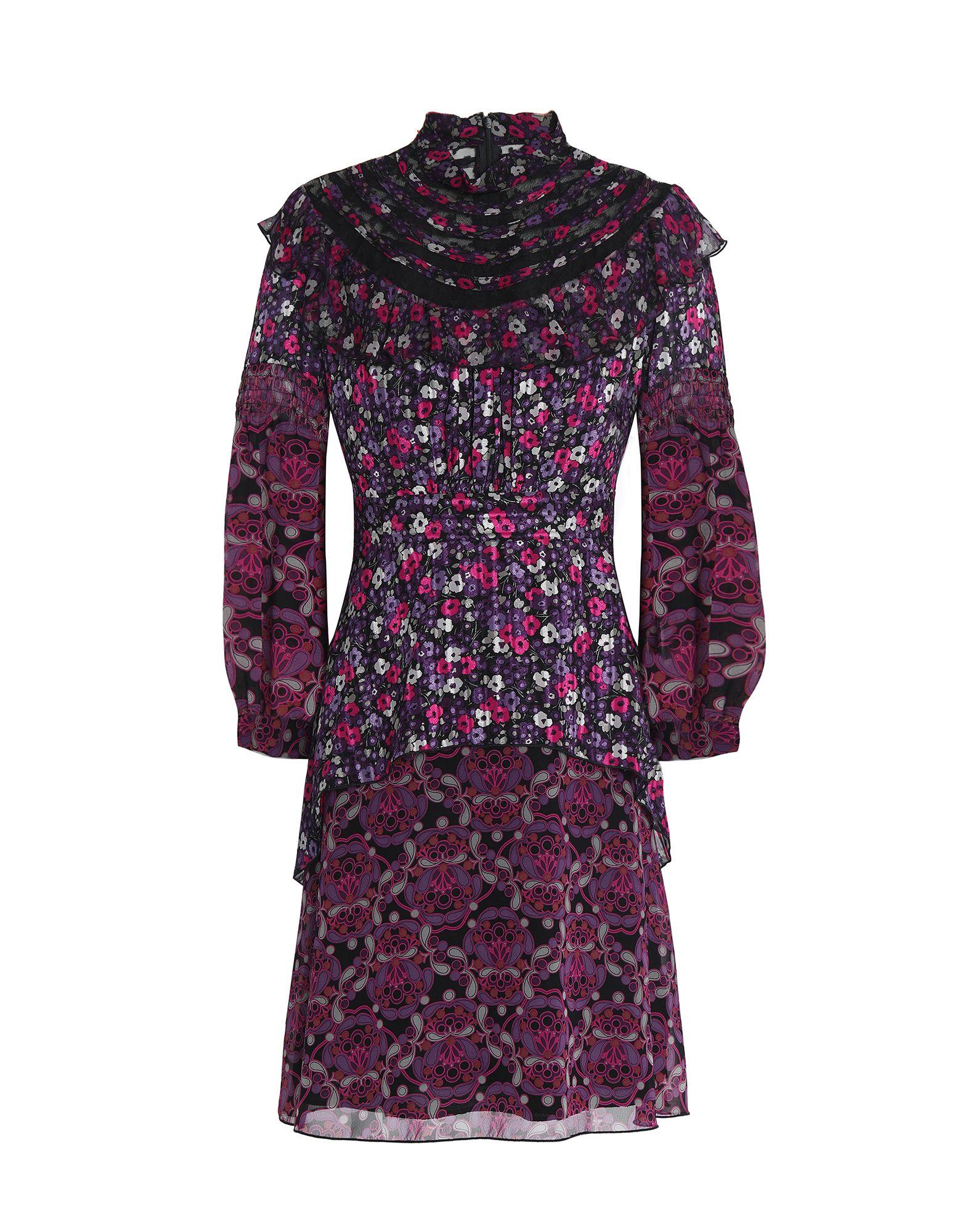 ANNA SUI Короткое платье