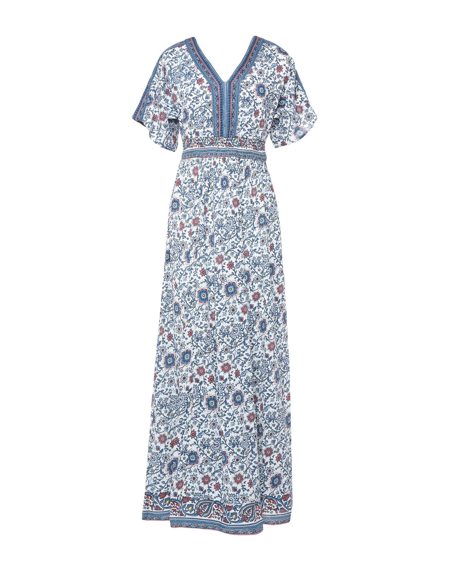 PEPE JEANS Длинное платье