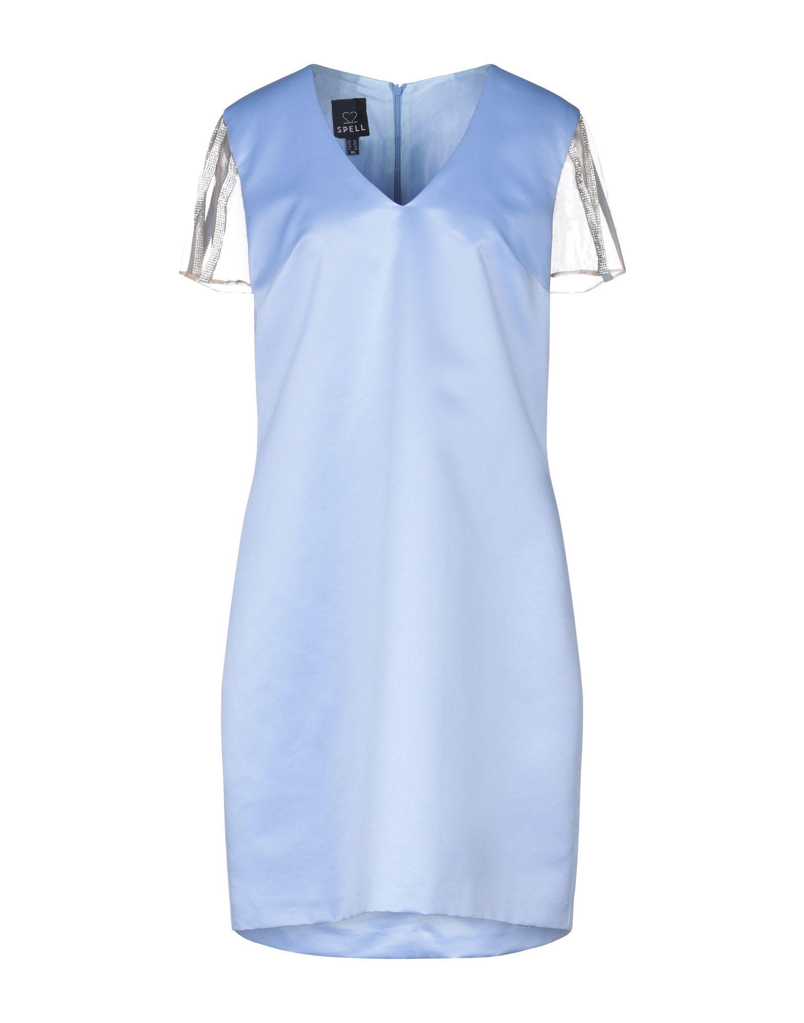SPELL 2 Платье до колена
