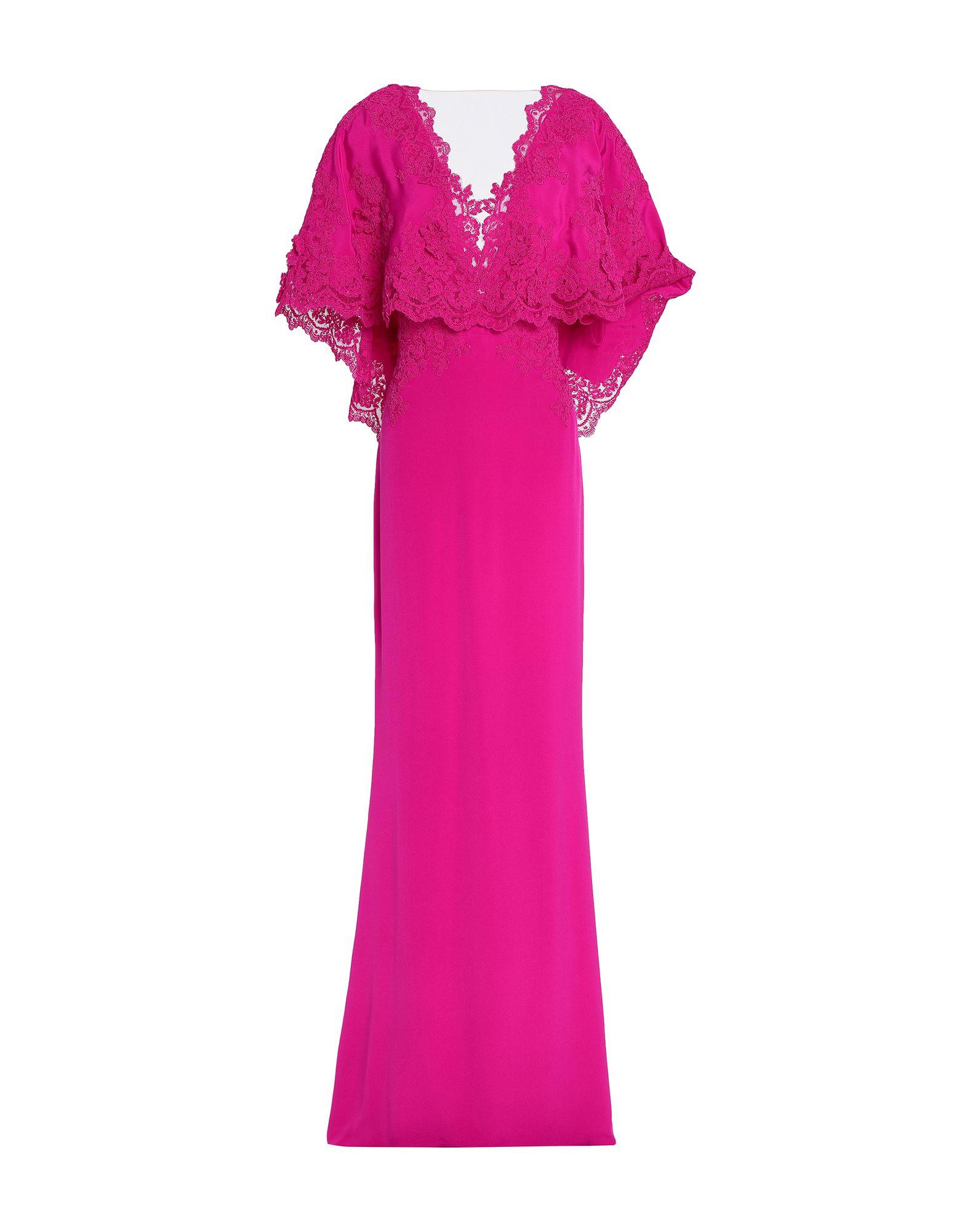 MARCHESA Длинное платье