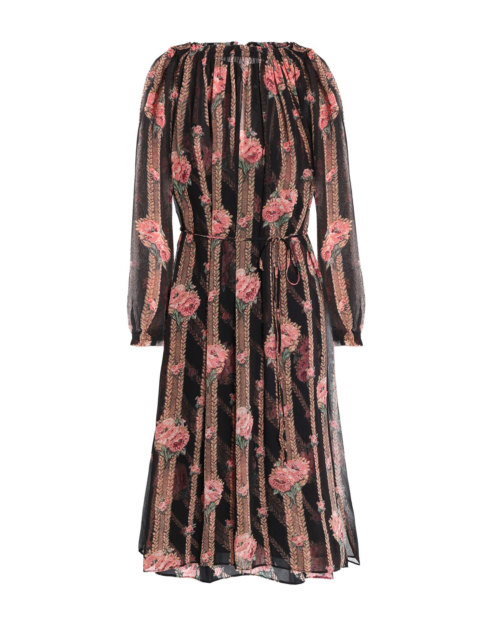NEEDLE & THREAD Платье до колена