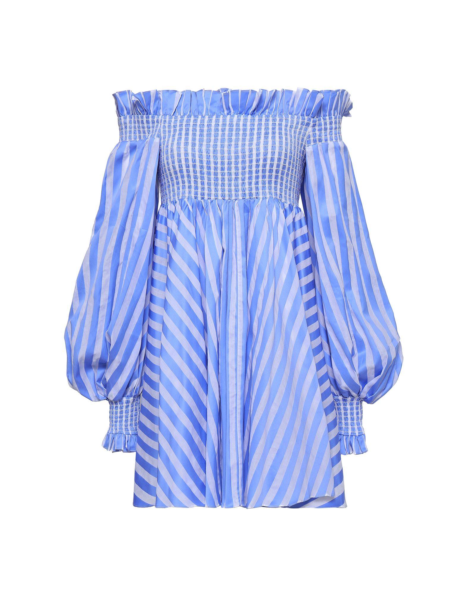 CAROLINE CONSTAS Короткое платье