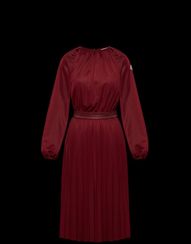 DRESS Bordeaux New in Woman