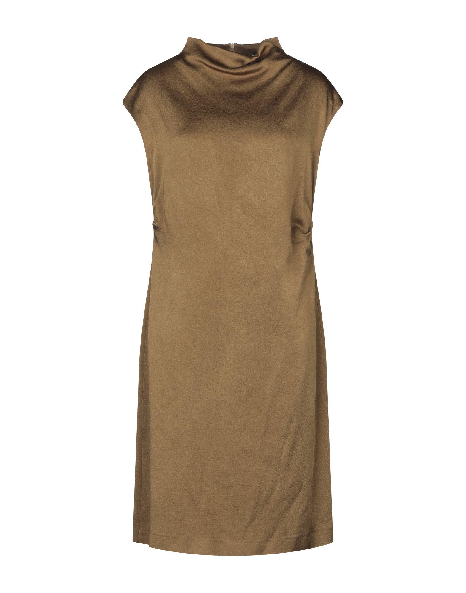 MALÌPARMI Платье до колена