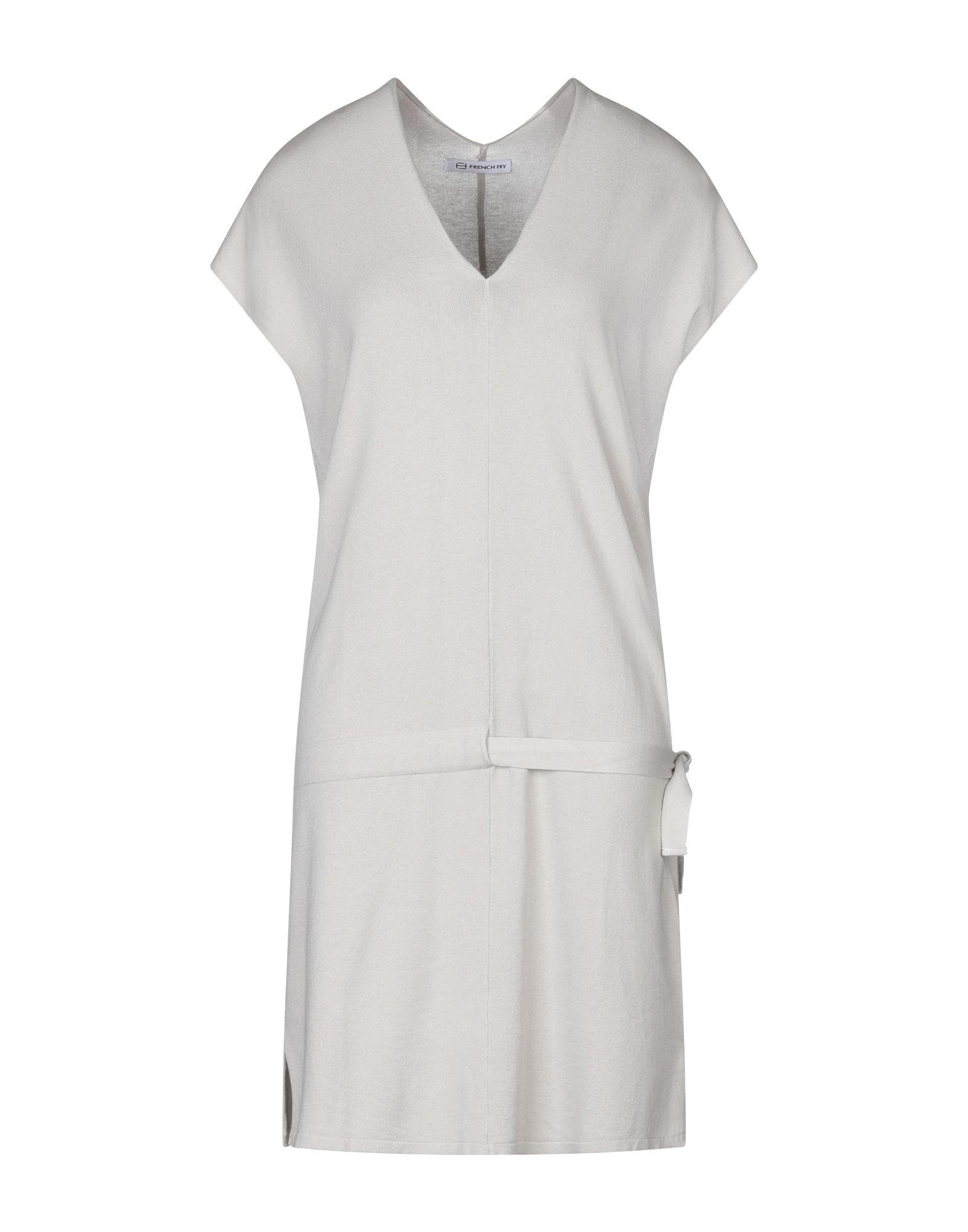 FRENCH FRY Короткое платье