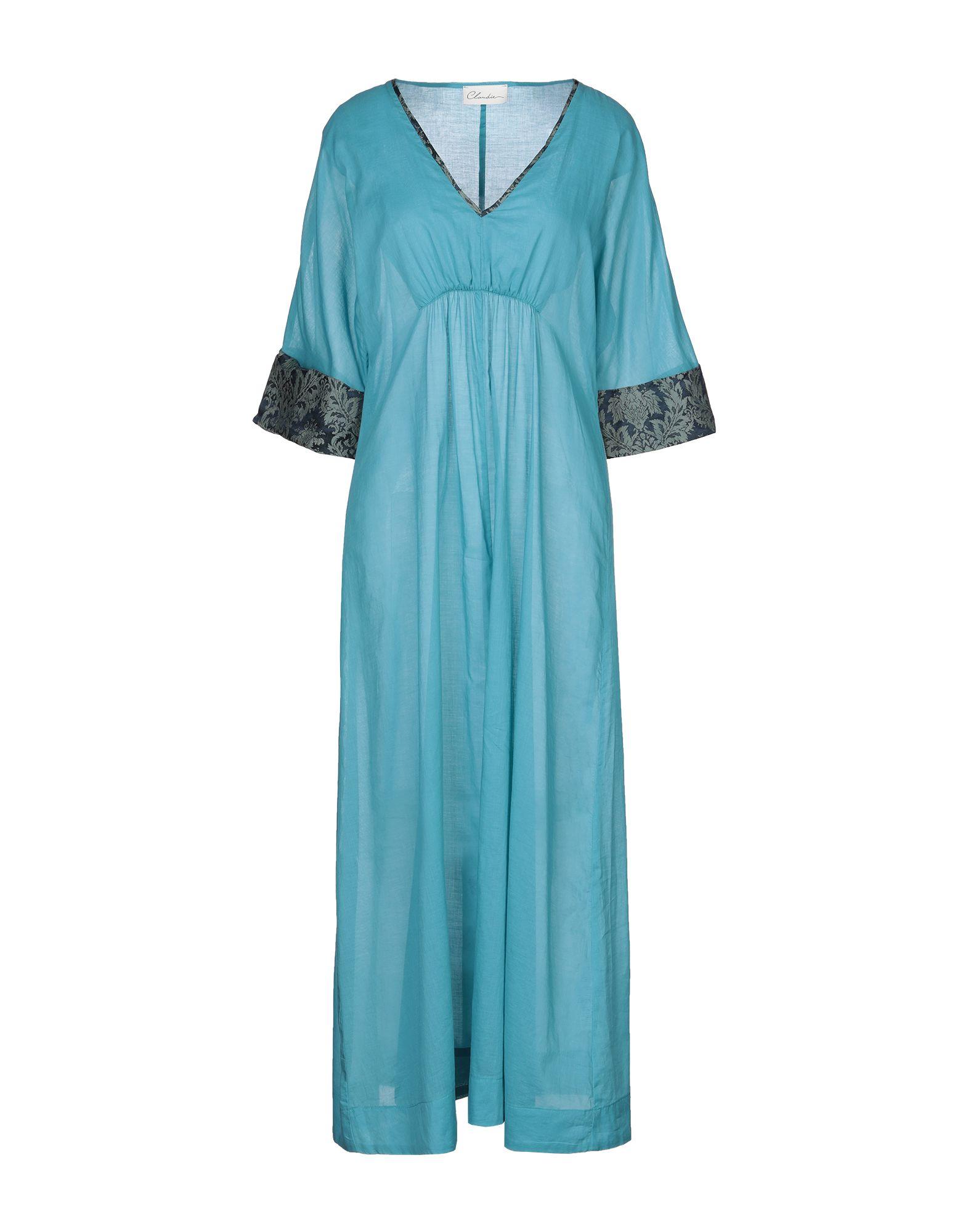 CLAUDIE Длинное платье