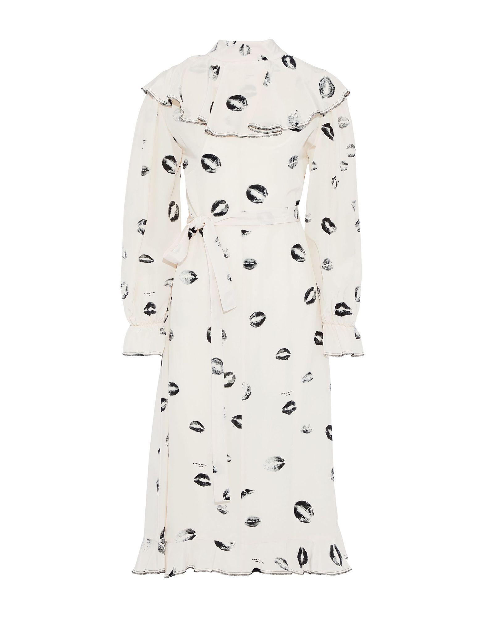 SONIA RYKIEL Платье длиной 3/4 цена 2017