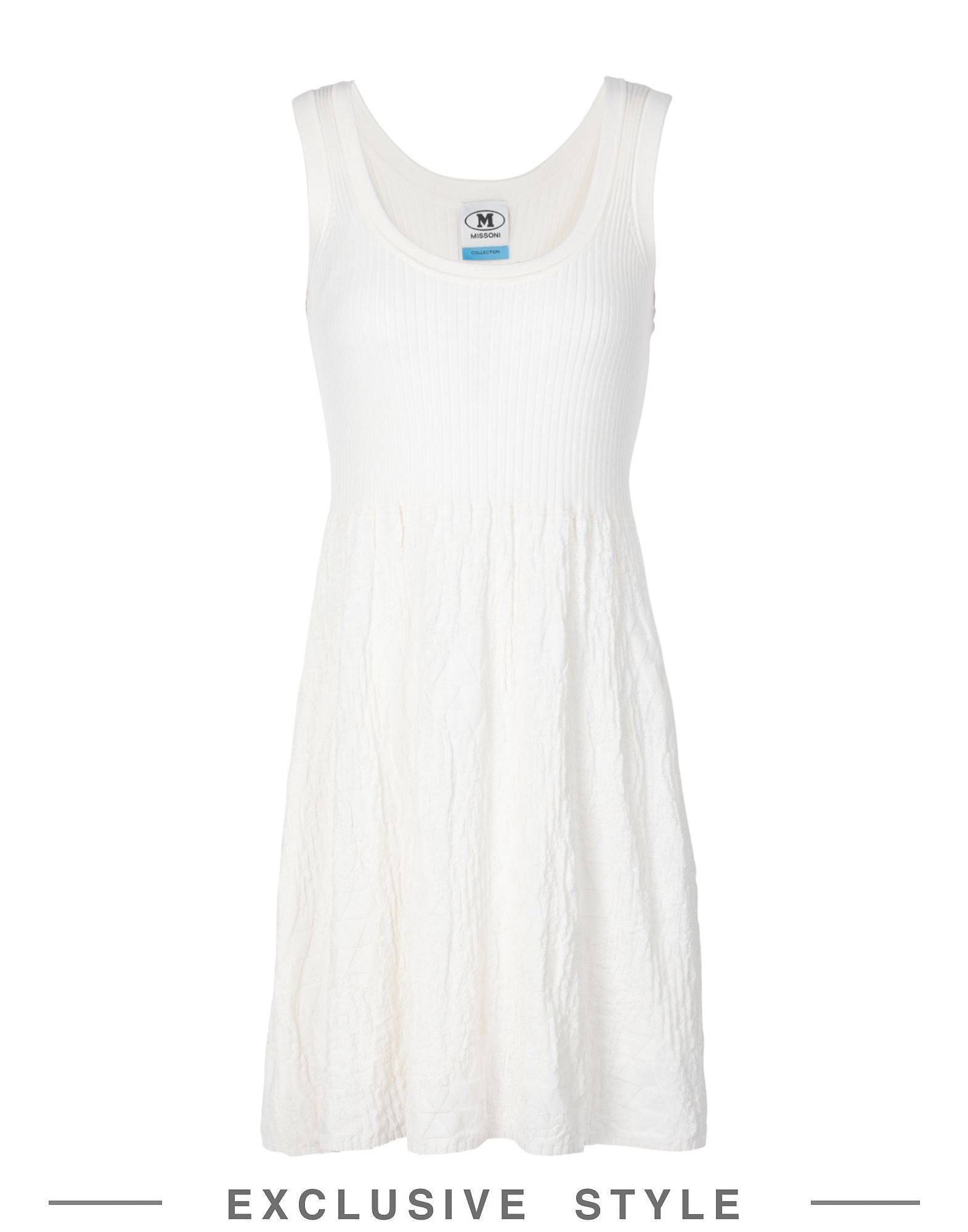 m missoni x yoox футболка M MISSONI x YOOX Короткое платье