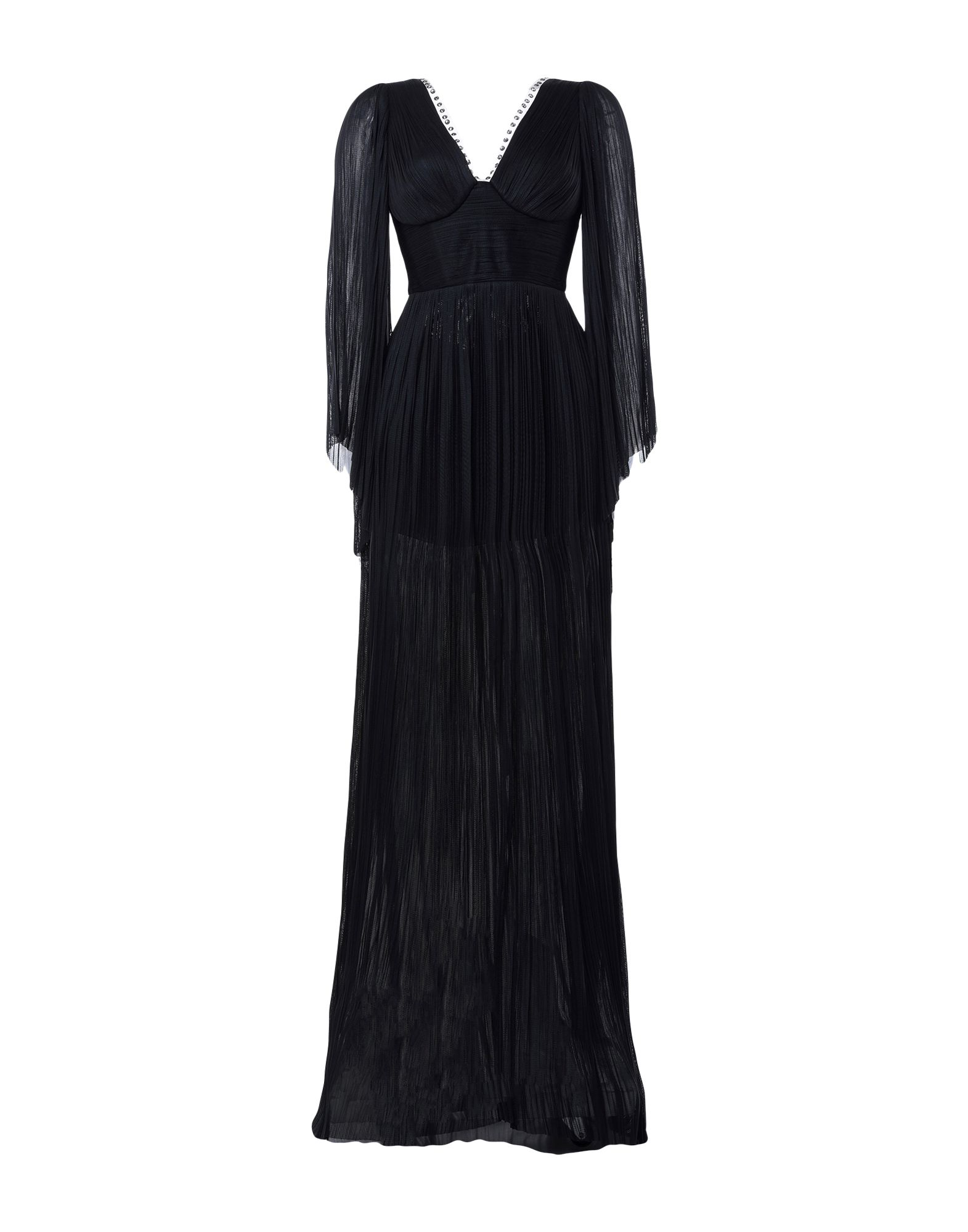 Фото - MARIA LUCIA HOHAN Длинное платье платье maria rybalchenko maria rybalchenko mp002xw1hk4t