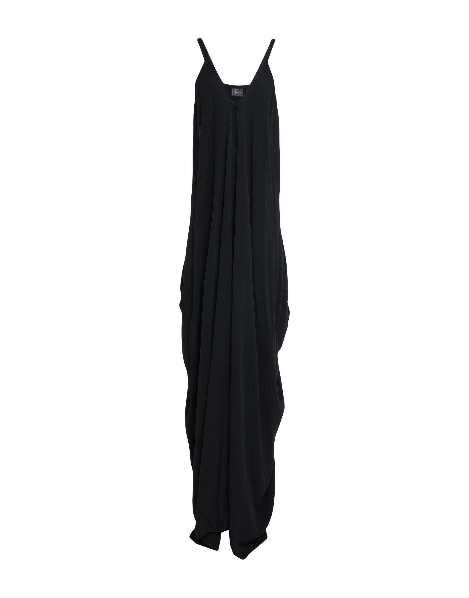 цена на LOST & FOUND Длинное платье