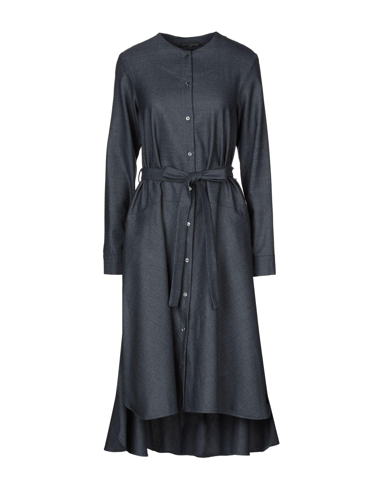 BRIAN DALES Платье до колена