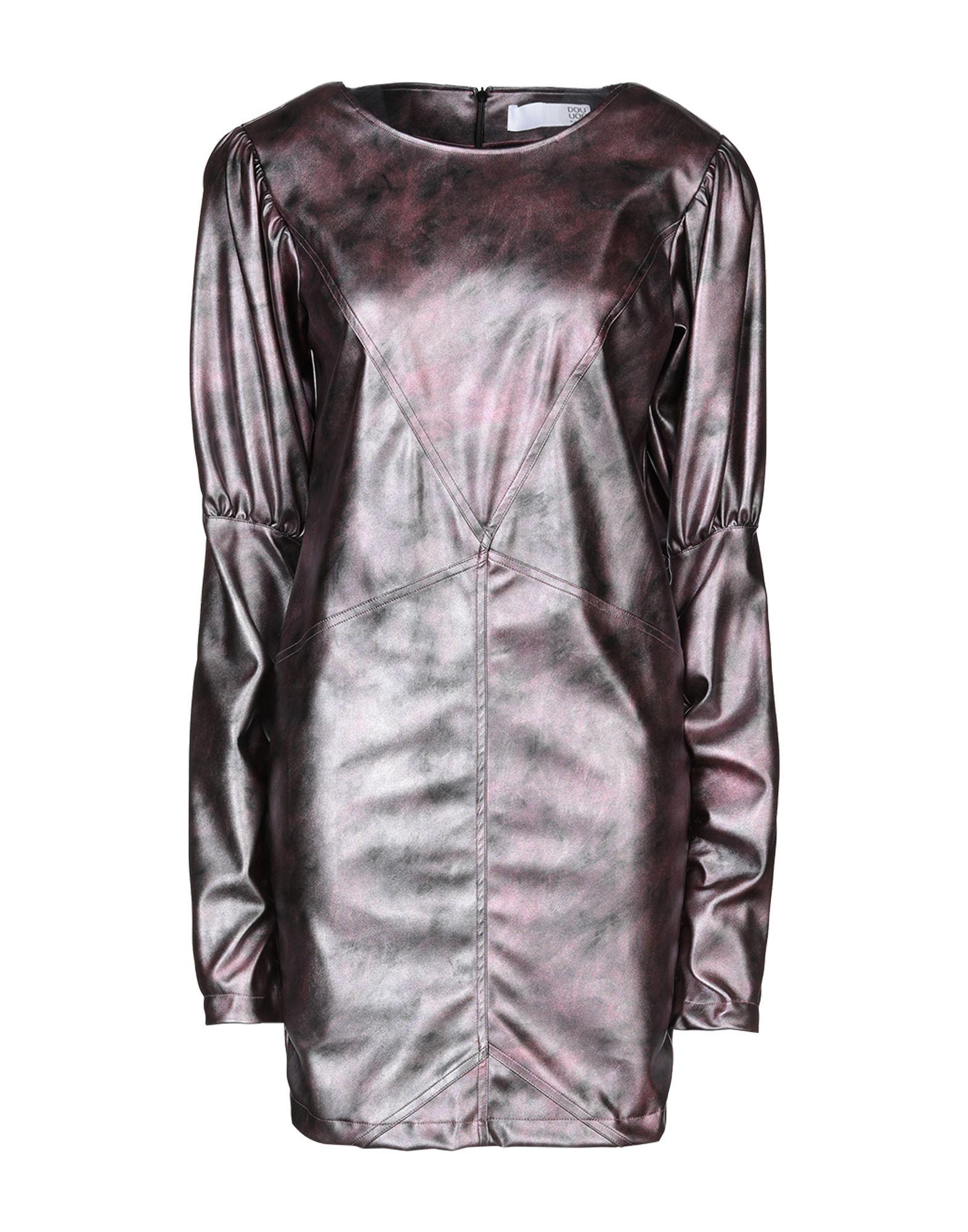DOUUOD Короткое платье