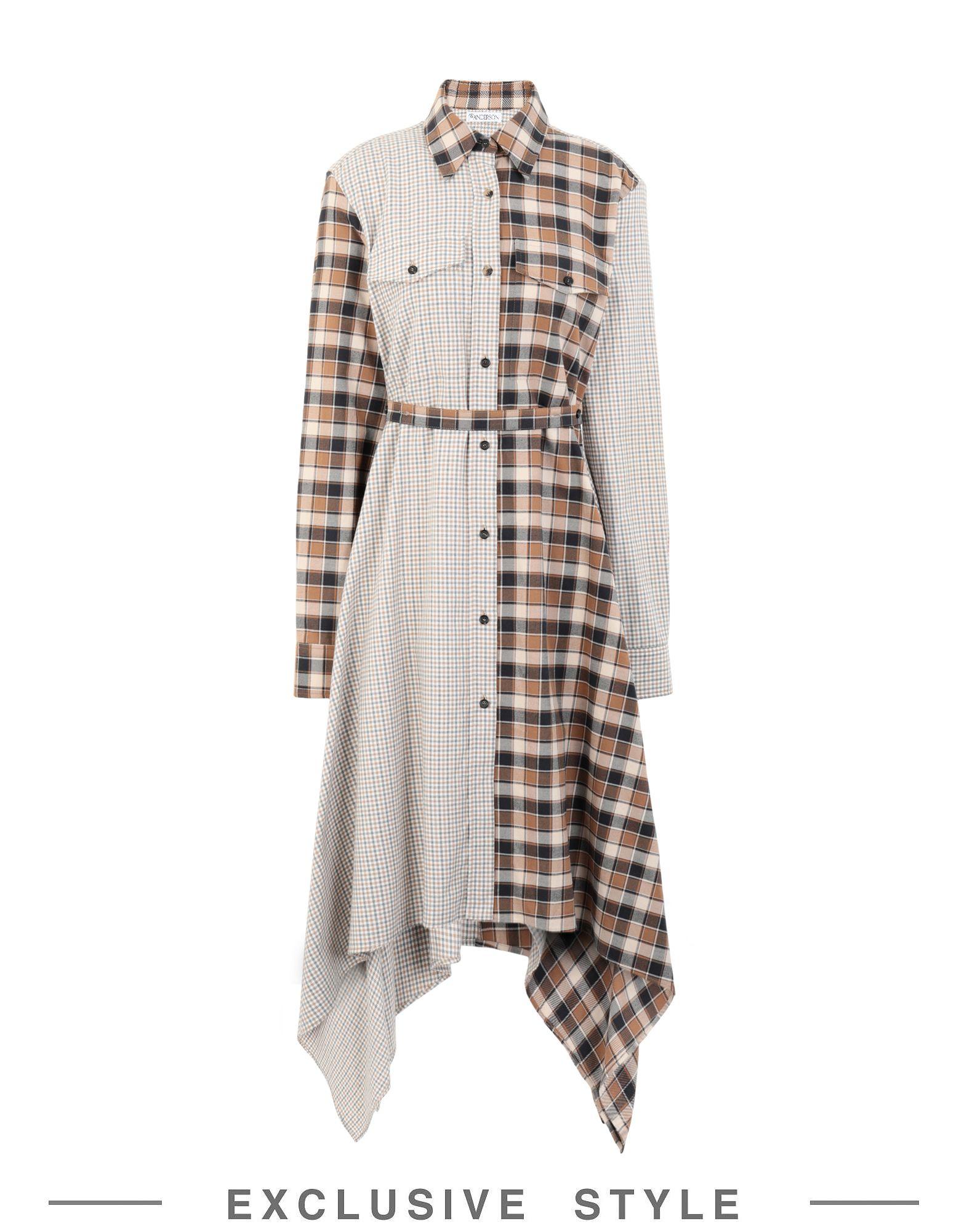 JW ANDERSON x YOOX Платье длиной 3/4