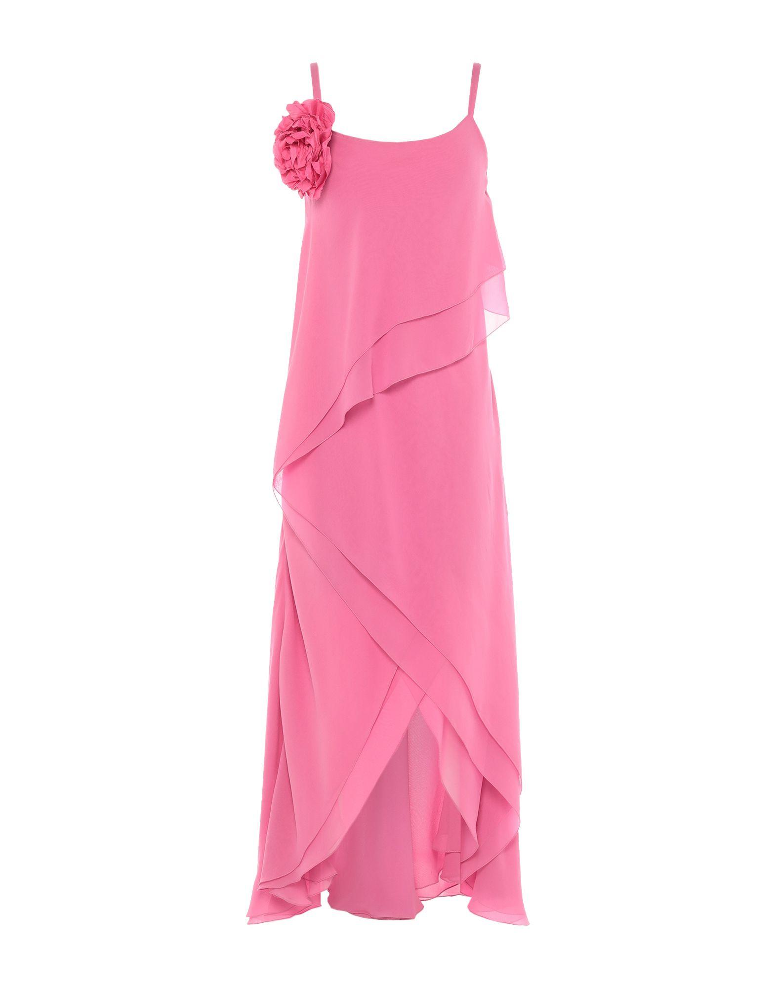 ANNA RACHELE BLACK LABEL Платье длиной 3/4 anna rachele black label длинное платье