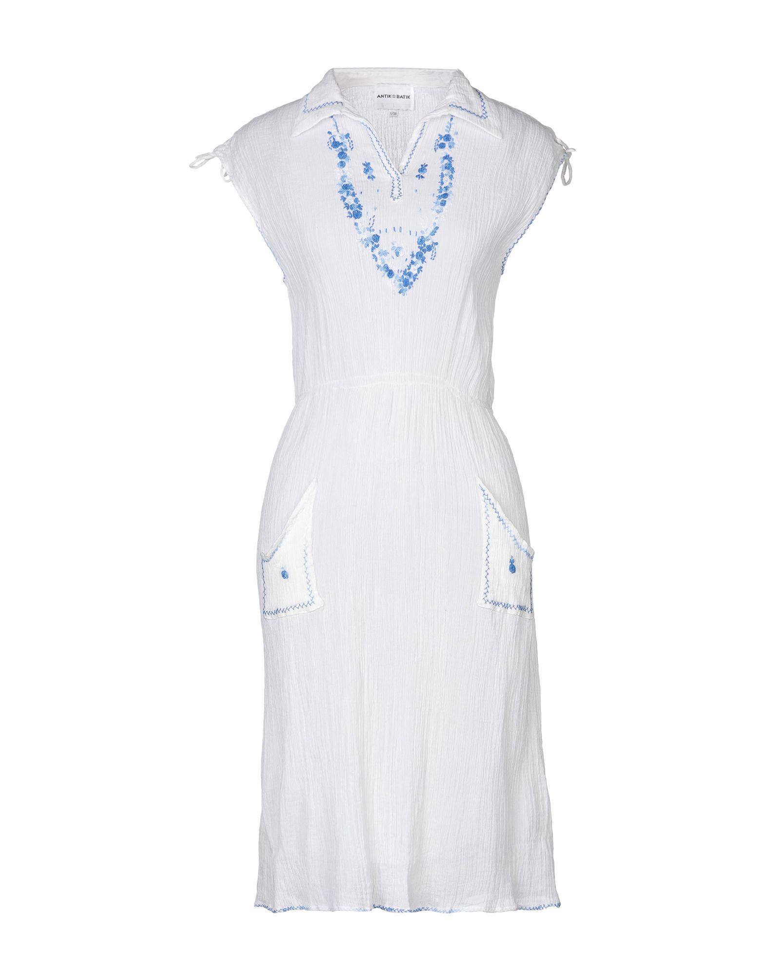 ANTIK BATIK Платье до колена