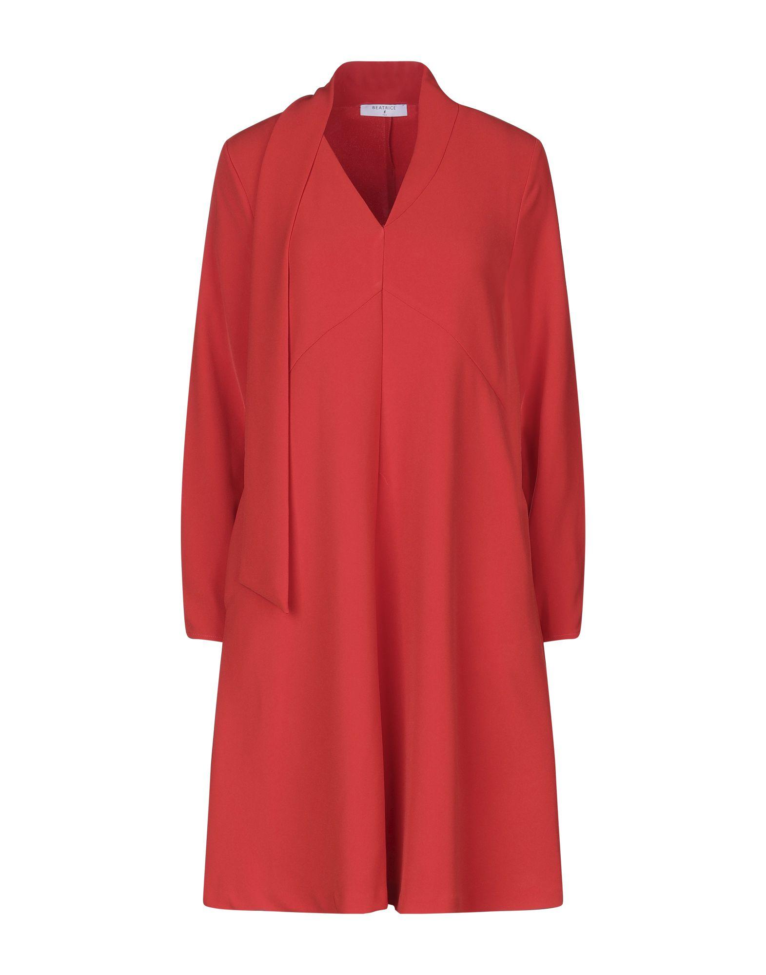 BEATRICE .b Короткое платье beatrice b длинное платье