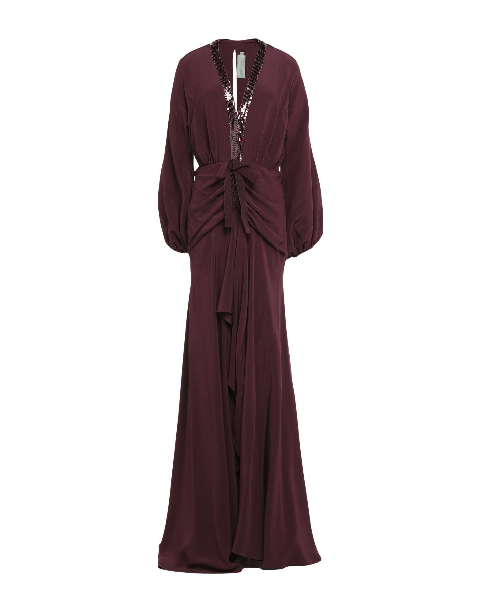 SILVIA TCHERASSI Длинное платье silvia tcherassi pубашка