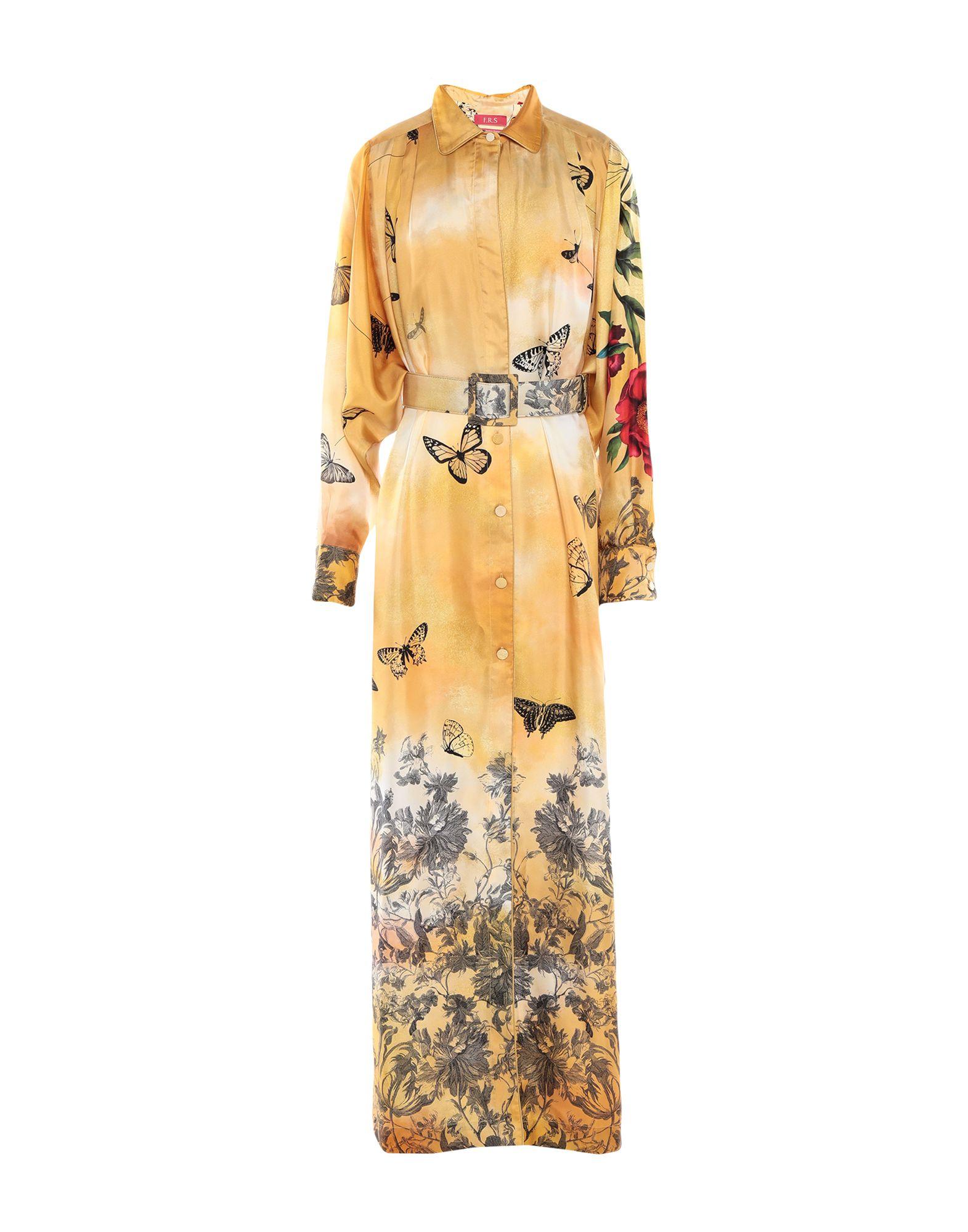 F.R.S. FOR RESTLESS SLEEPERS Длинное платье