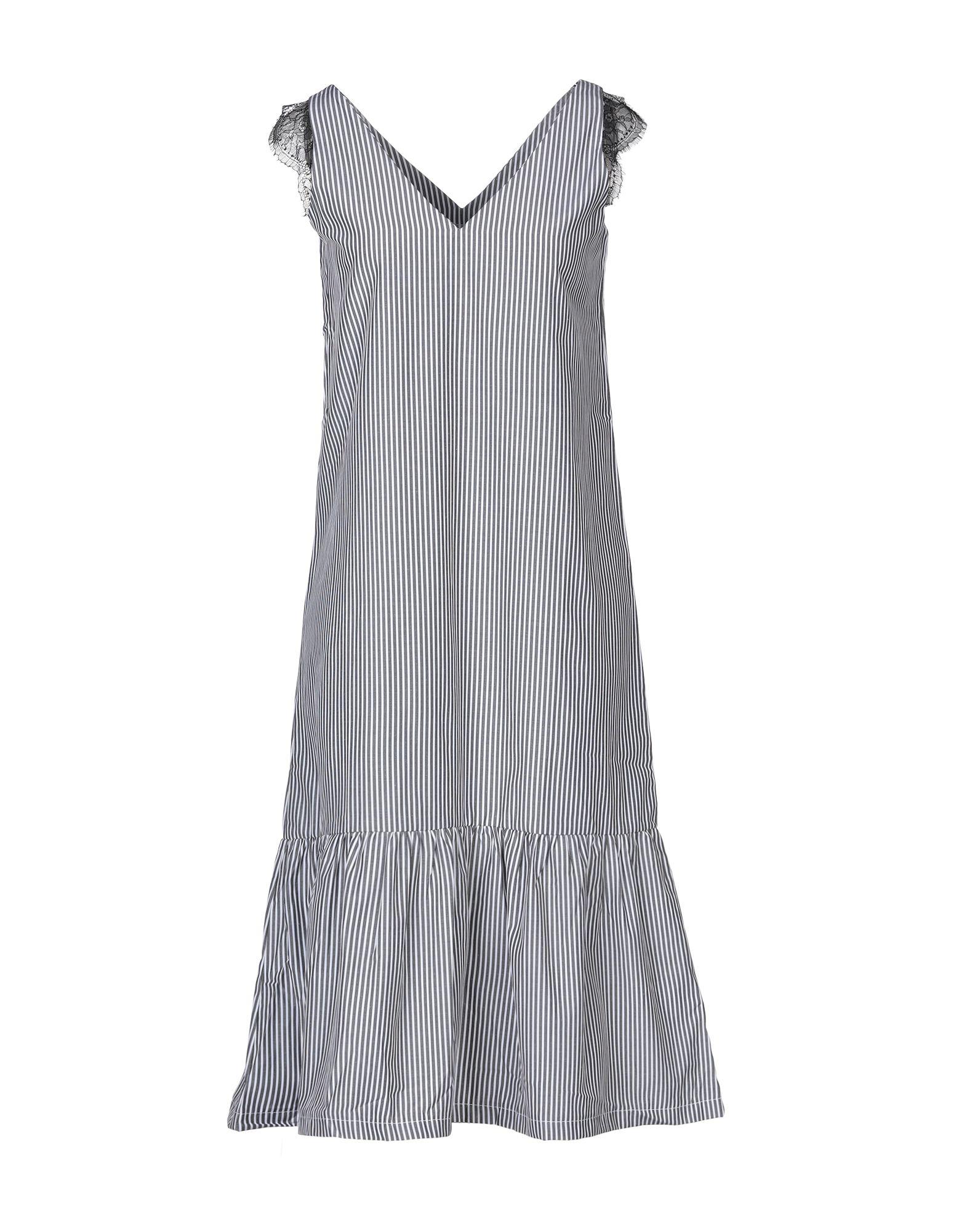 LE VOLIÈRE Платье до колена le volière юбка до колена