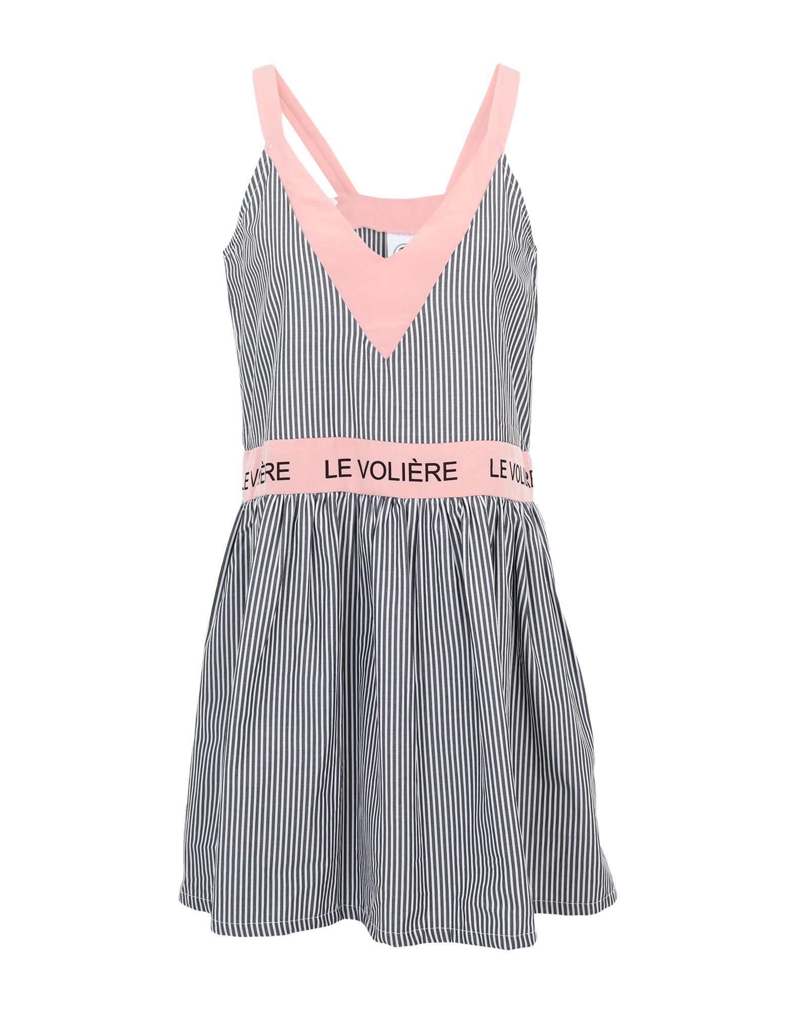 LE VOLIÈRE Короткое платье