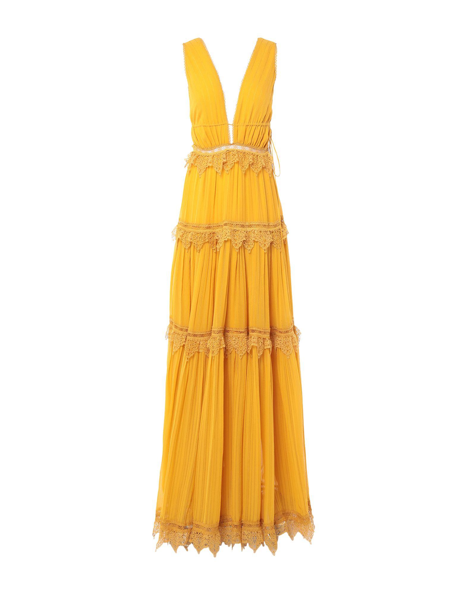 JONATHAN SIMKHAI Длинное платье