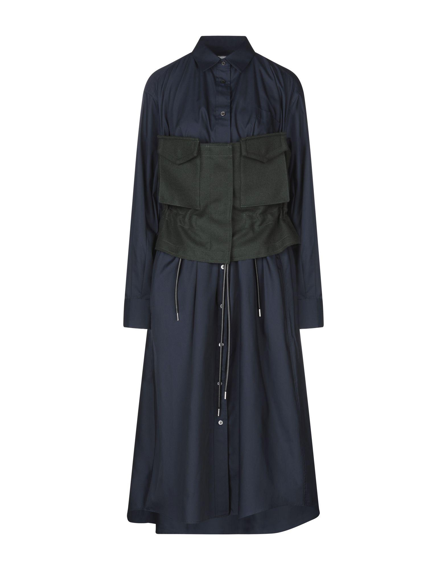 SACAI Платье длиной 3/4