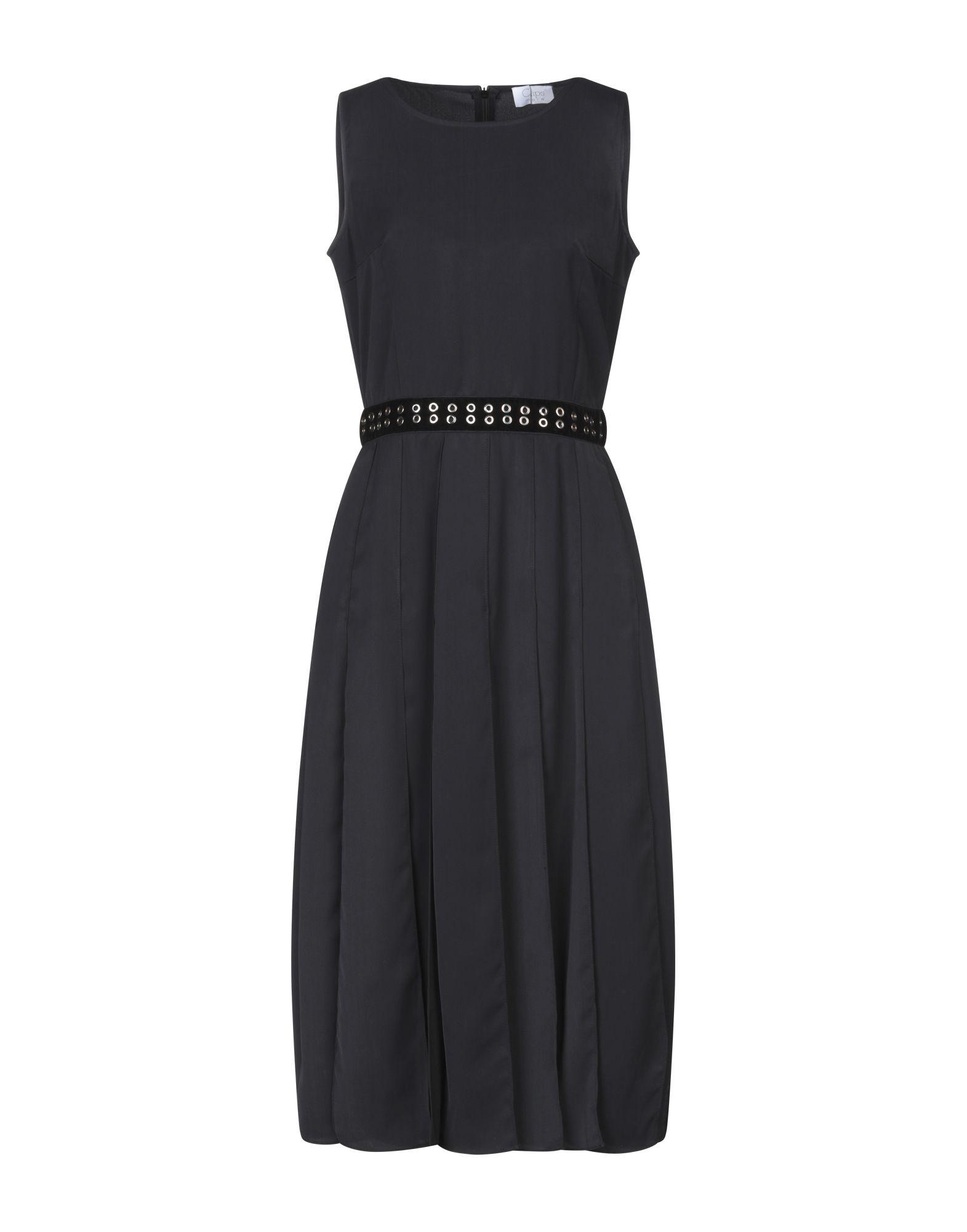 CLIPS MORE Платье длиной 3/4