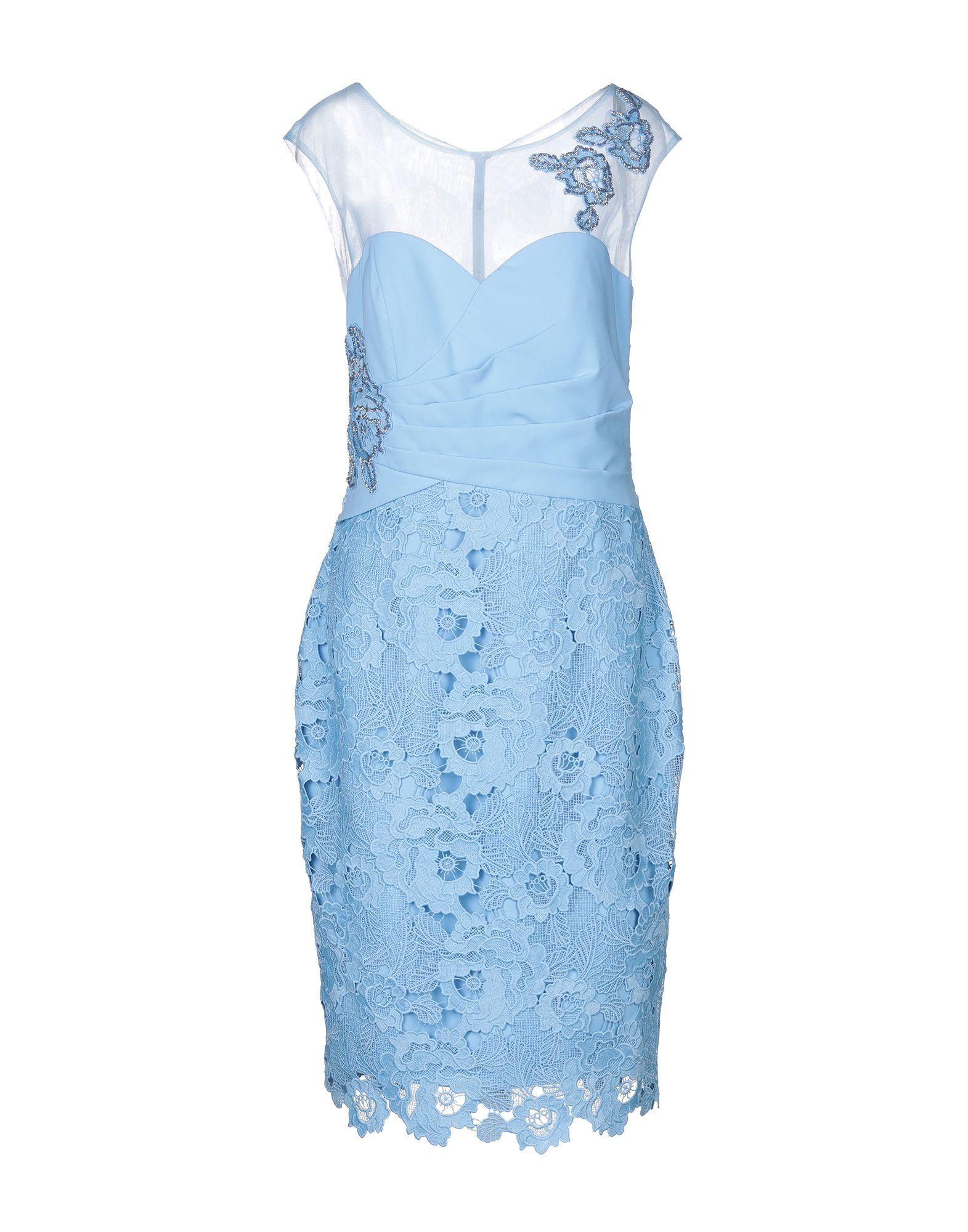 ALLURE Платье длиной 3/4 колготки allure vista 20 цвет glase бронза размер 4