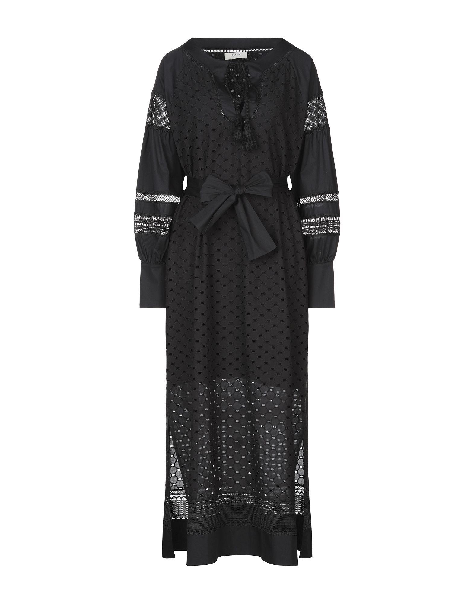 ALPHA STUDIO Длинное платье