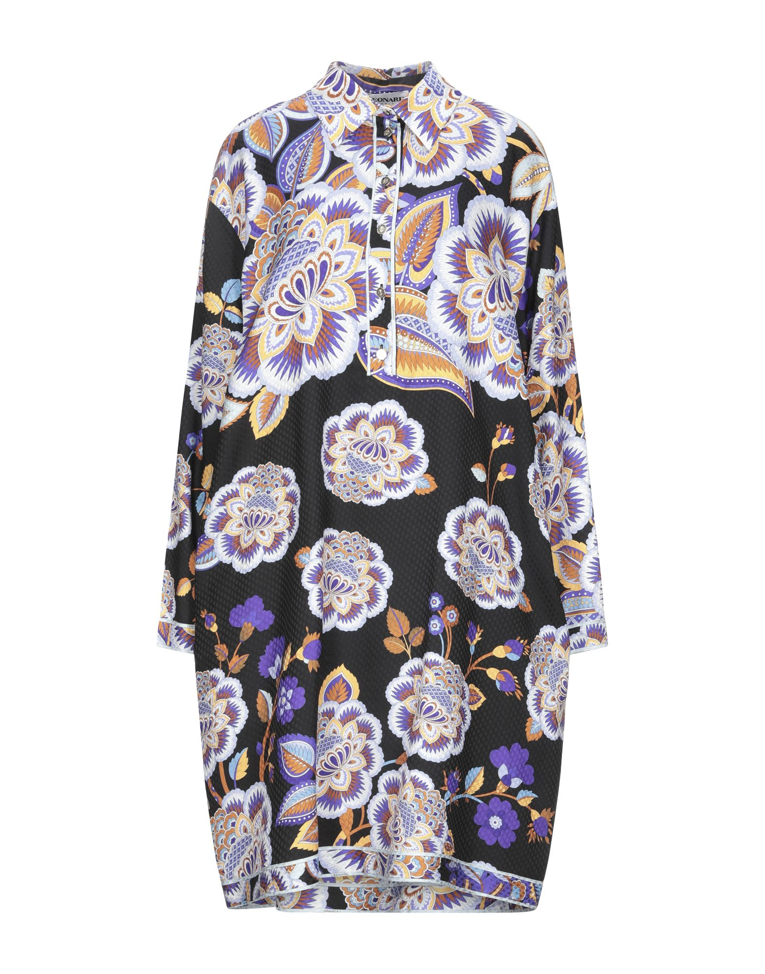 leonard paris свитер LEONARD Paris Короткое платье