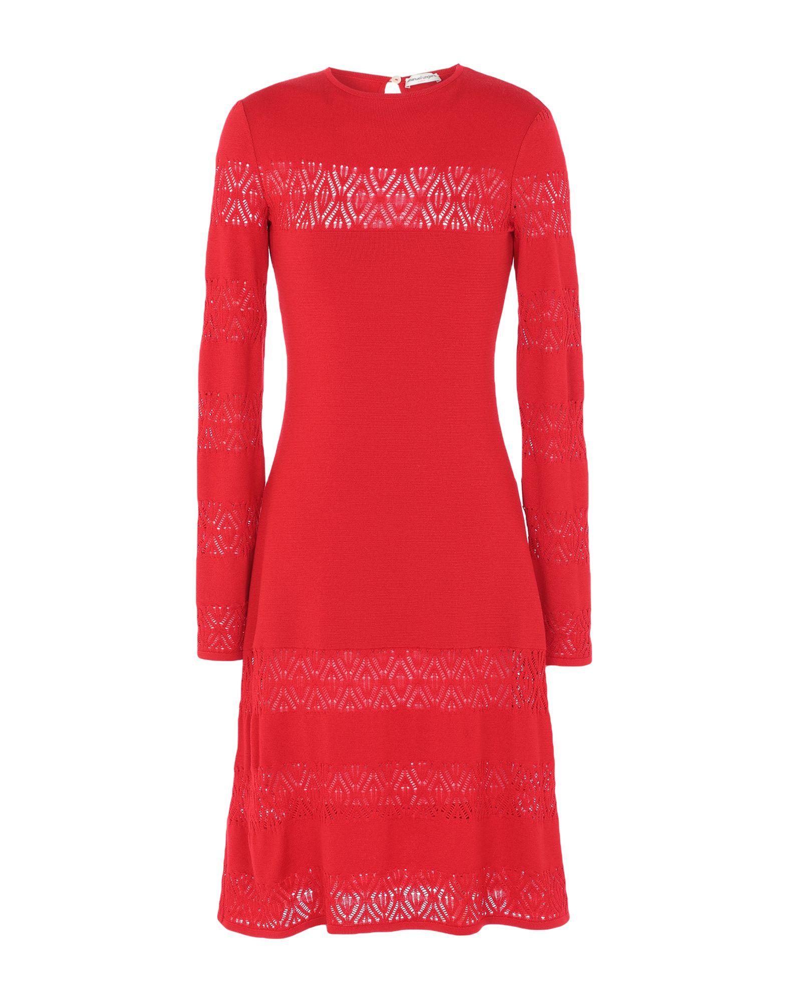EMANUEL UNGARO Платье миди