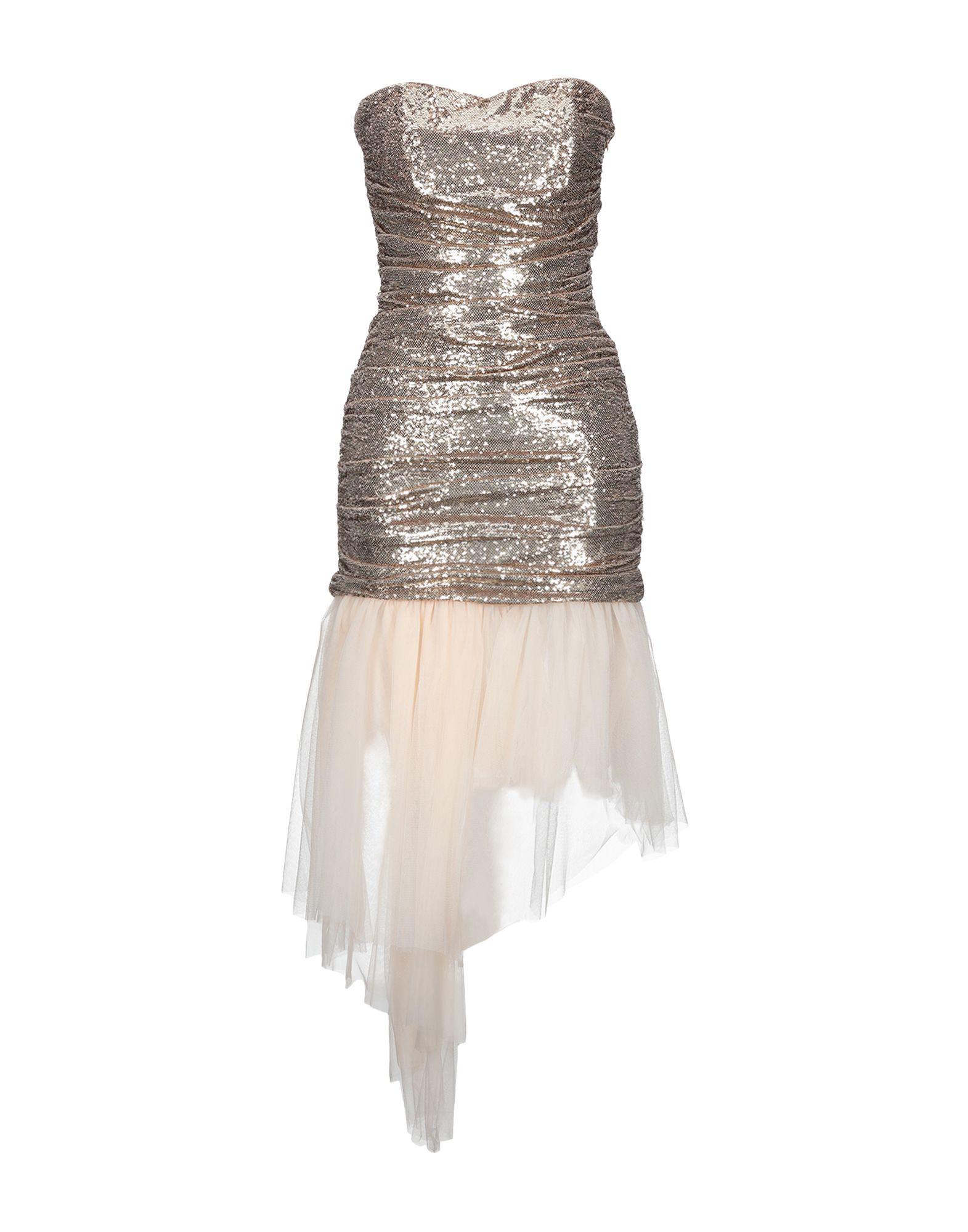 SPACE SIMONA CORSELLINI Длинное платье платье space