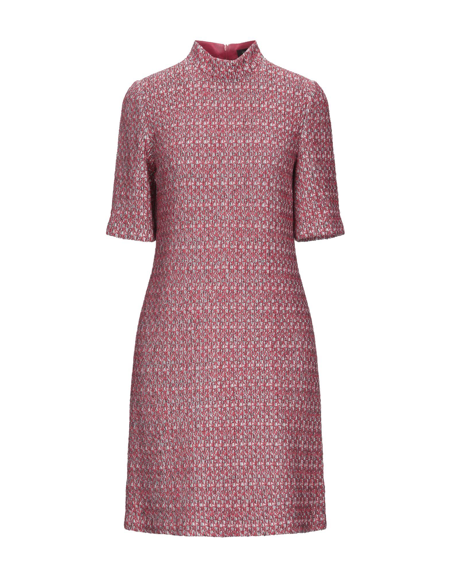 цена на ST. JOHN Короткое платье