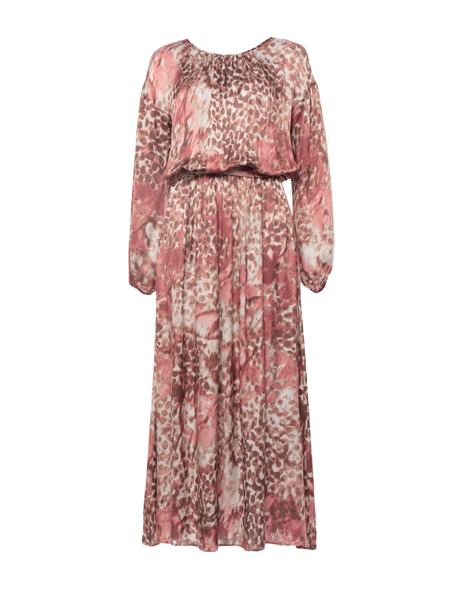 ZHELDA Длинное платье zhelda свитер