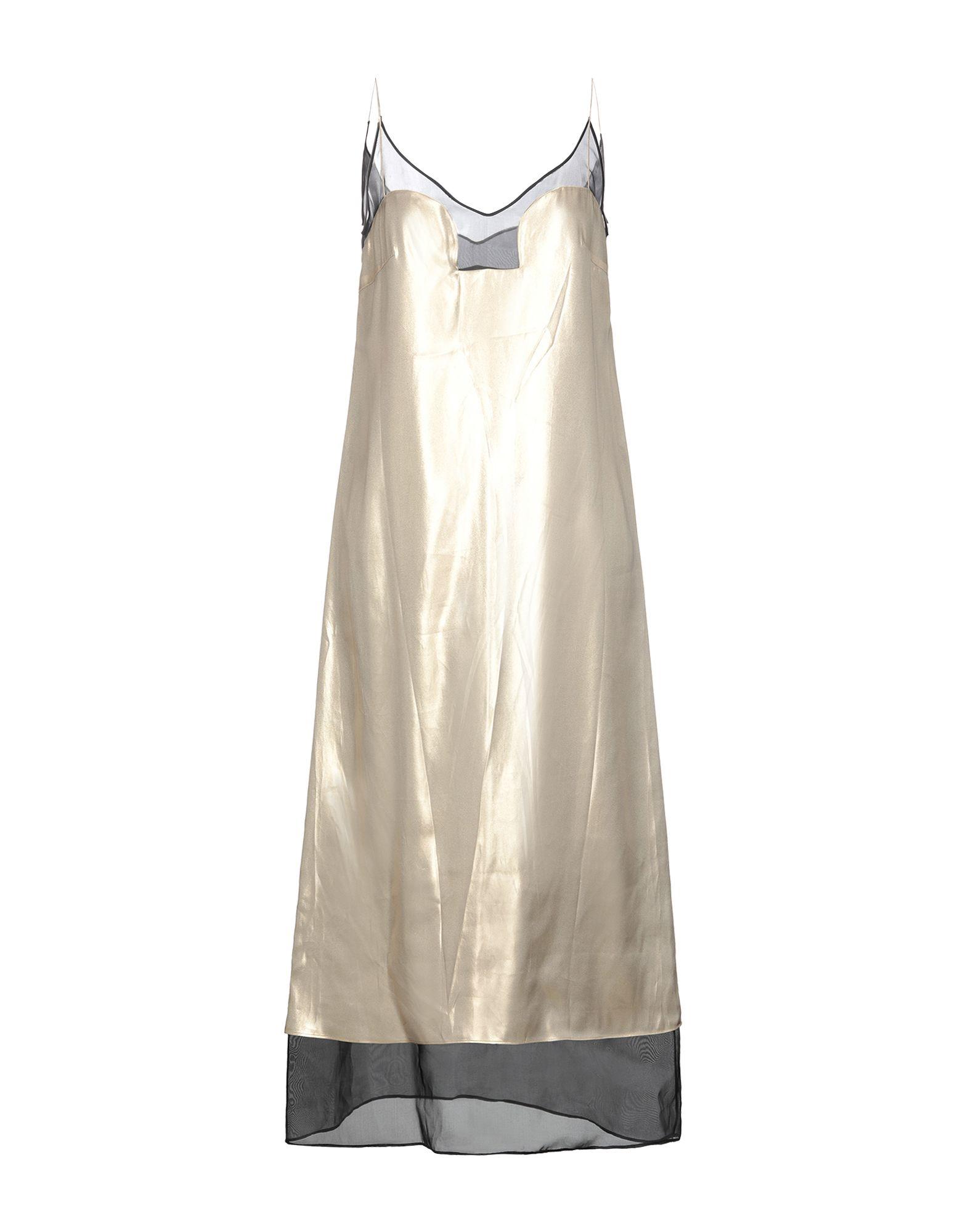 MAISON MARGIELA Длинное платье maison margiela длинное платье
