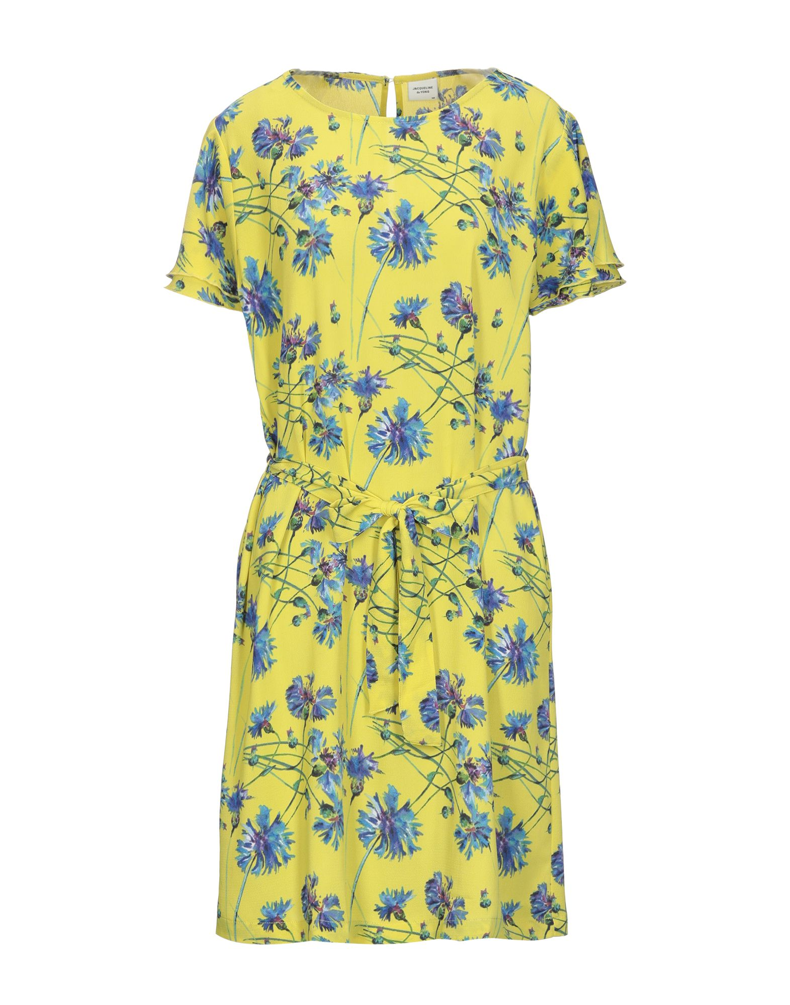 JACQUELINE de YONG Короткое платье sophie jacqueline свитер