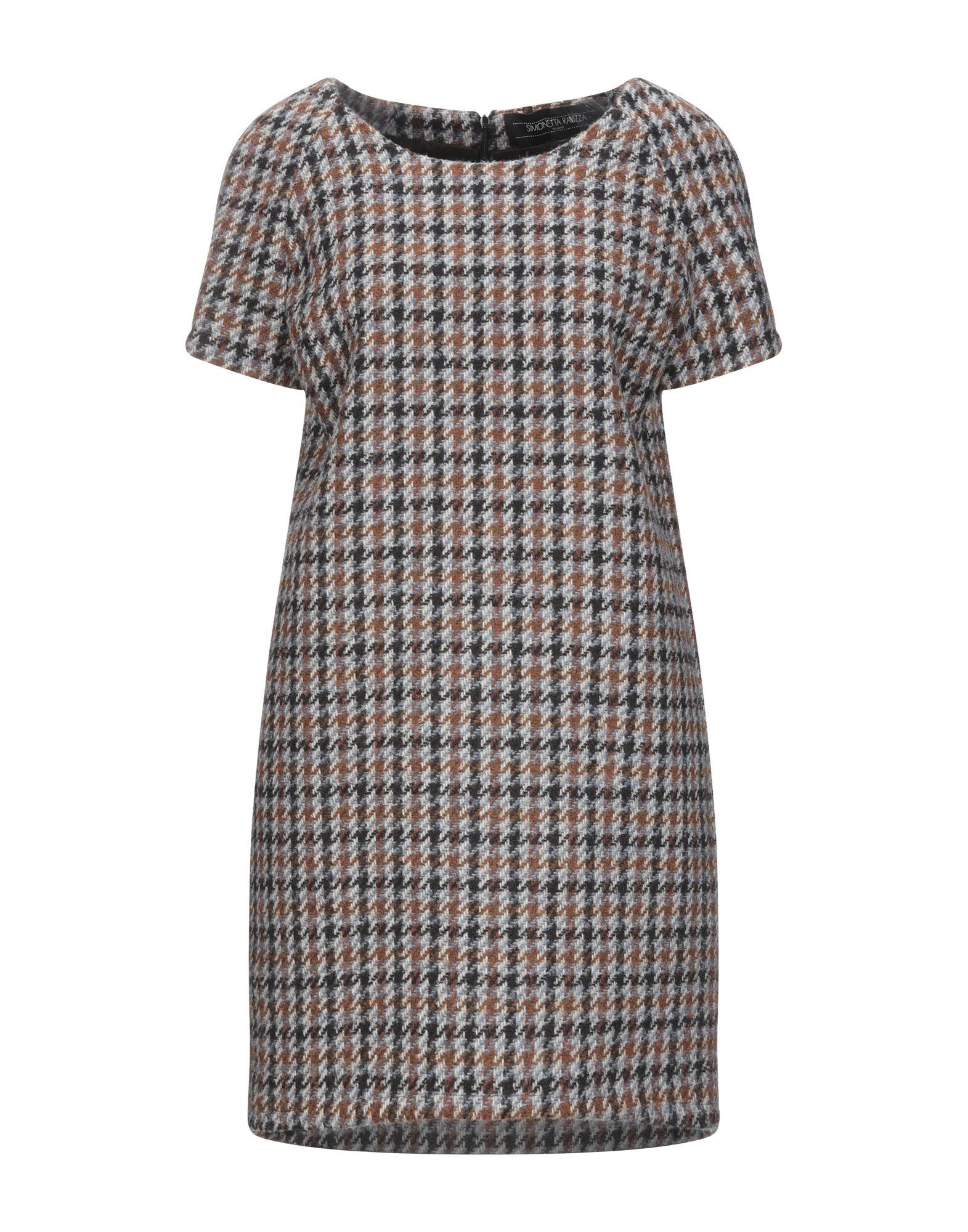 SIMONETTA RAVIZZA Короткое платье цена 2017