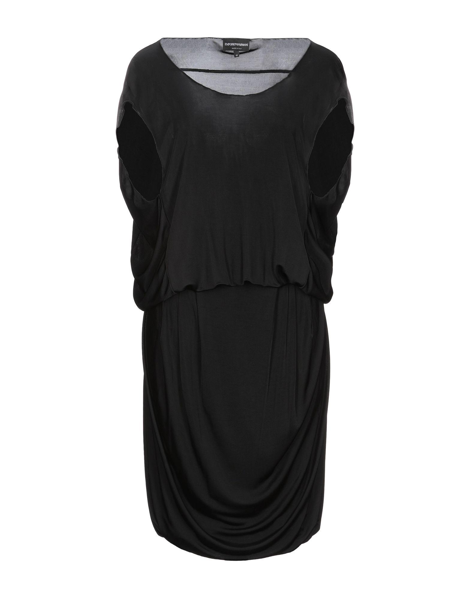 EMPORIO ARMANI Платье длиной 3/4 emporio armani платье длиной 3 4
