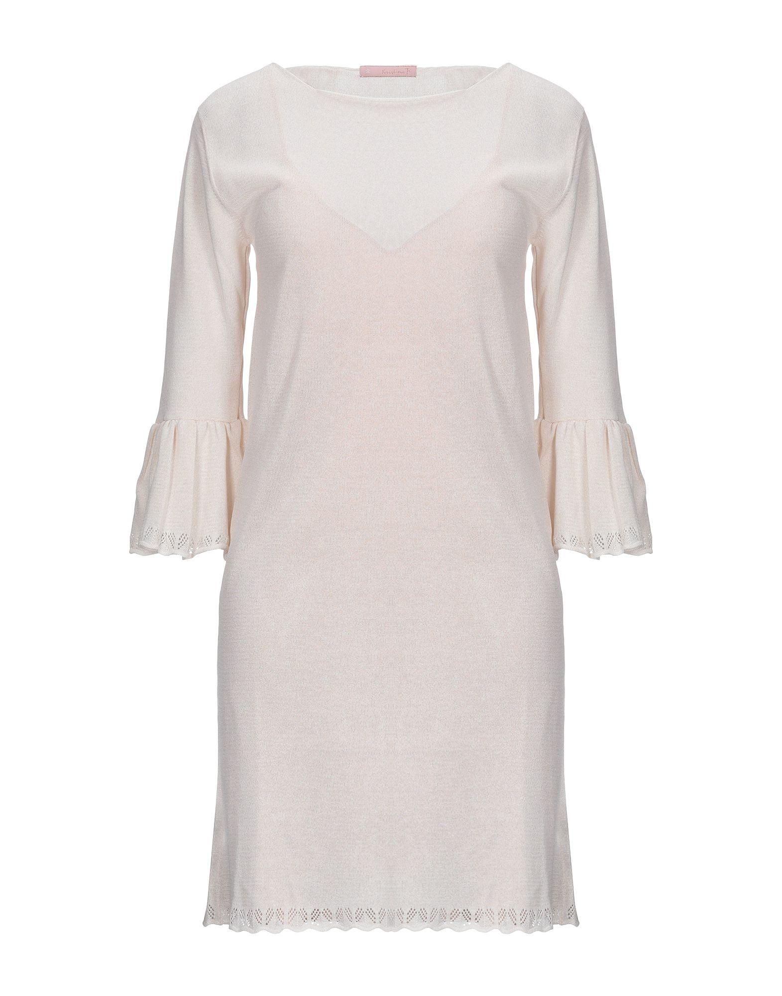 KRISTINA TI Короткое платье kristina ti короткое платье